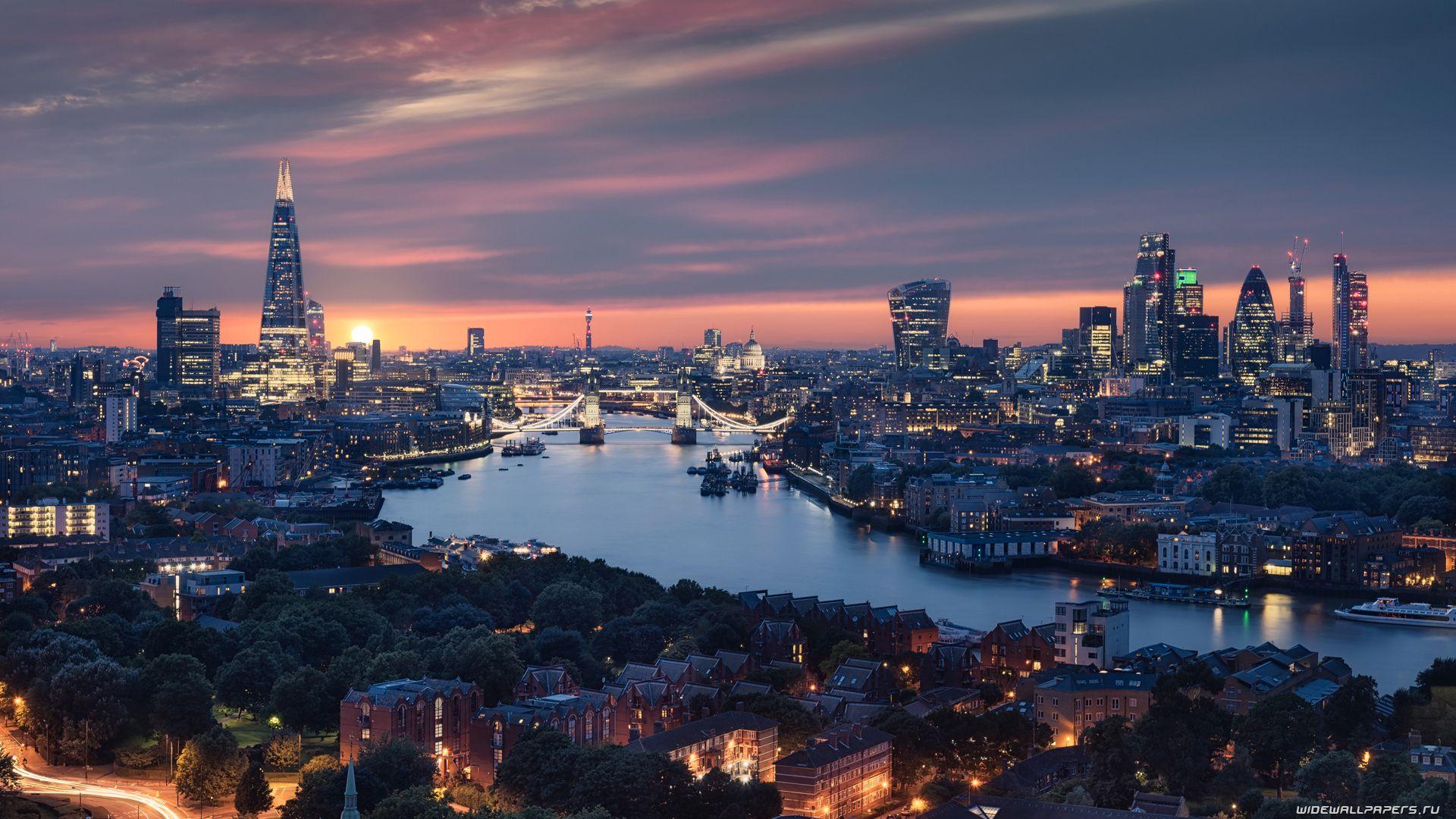 London Desktop
