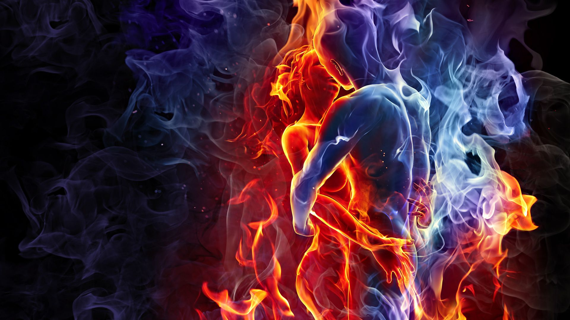 Love The Fire And Ice Photo, Beautiful Images Of
