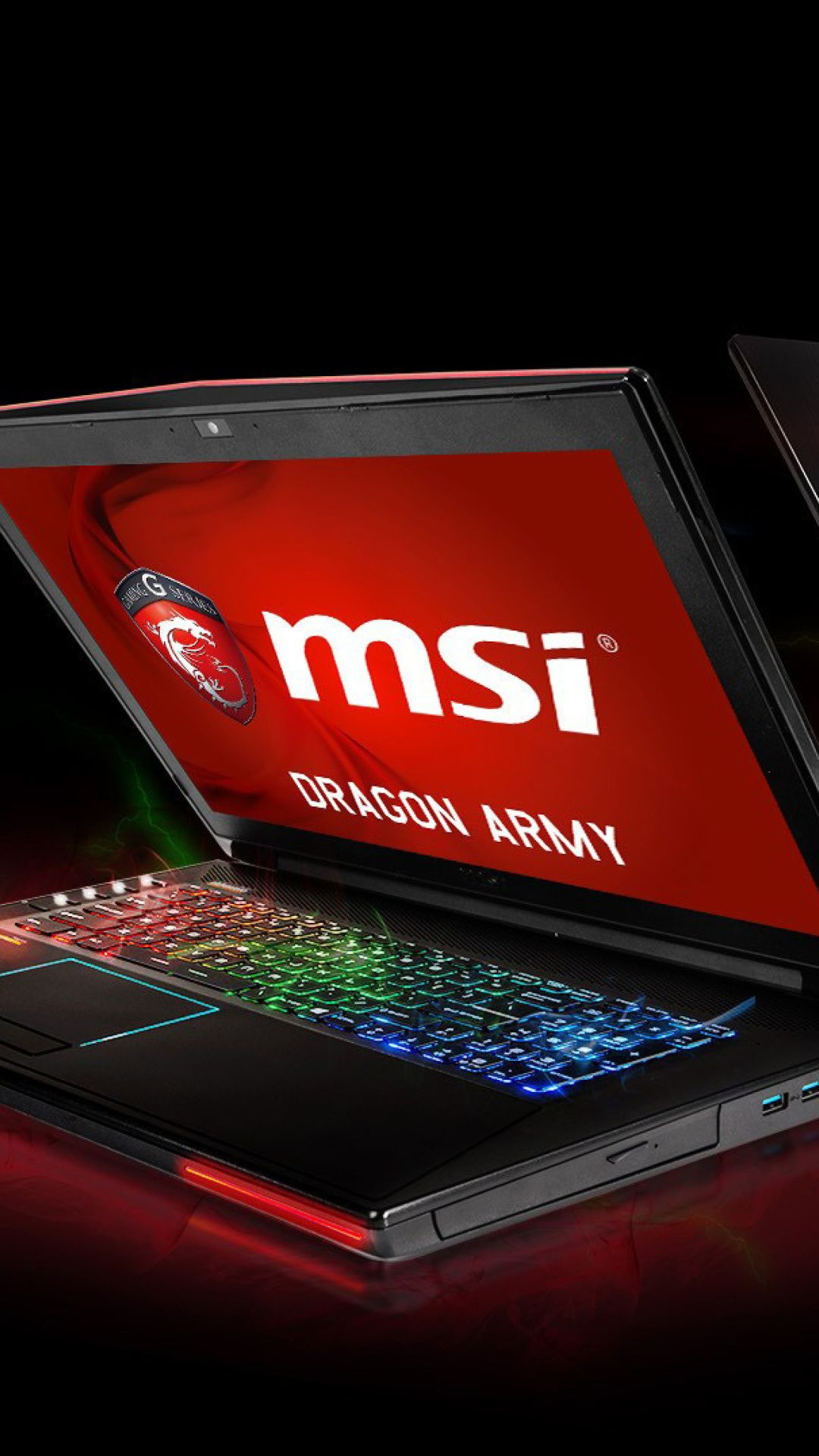 Msi Dragon Army Wallpaper For Nokia Lumia