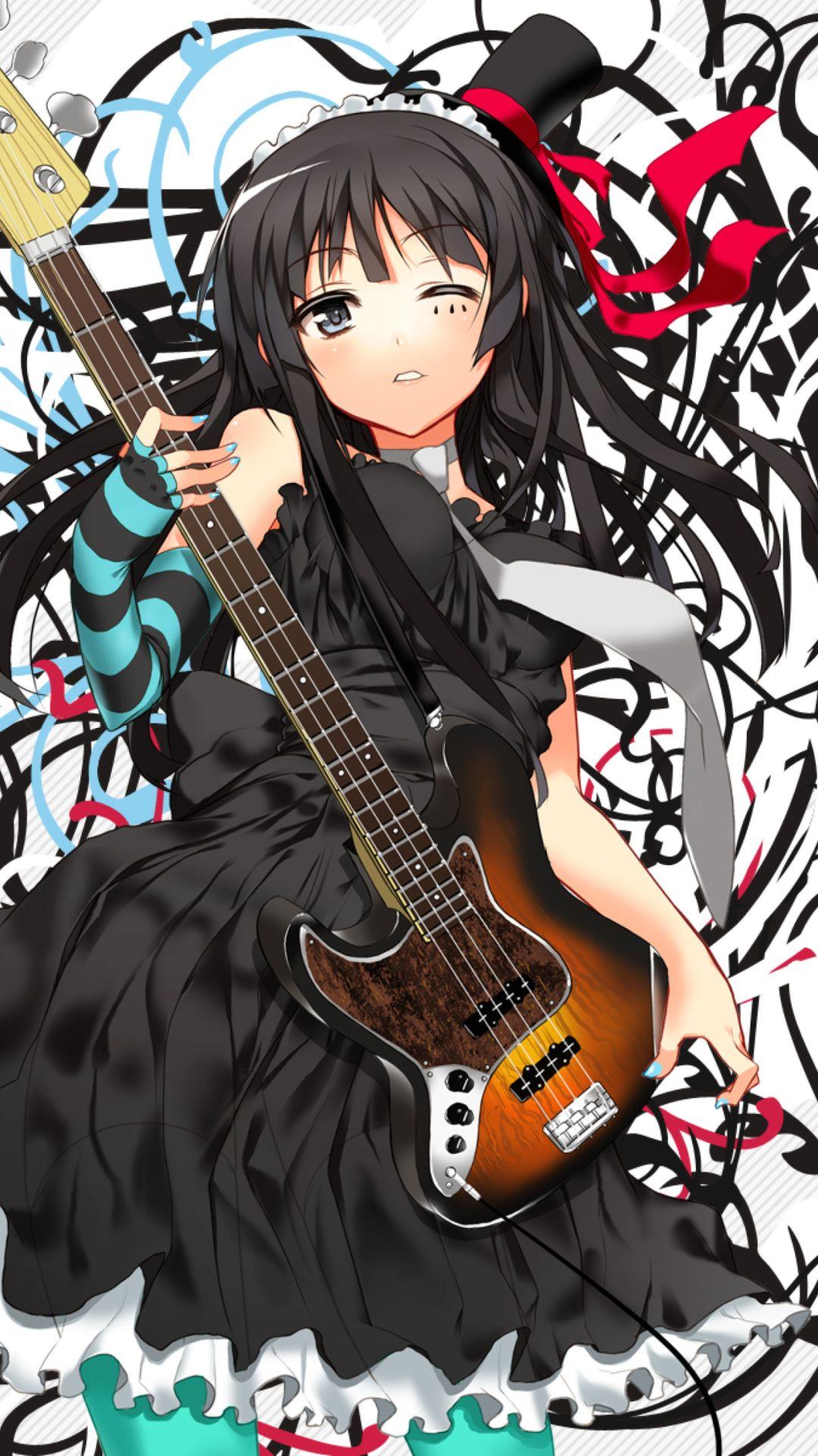 Mio Akiyama Wallpaper For Nokia Lumia