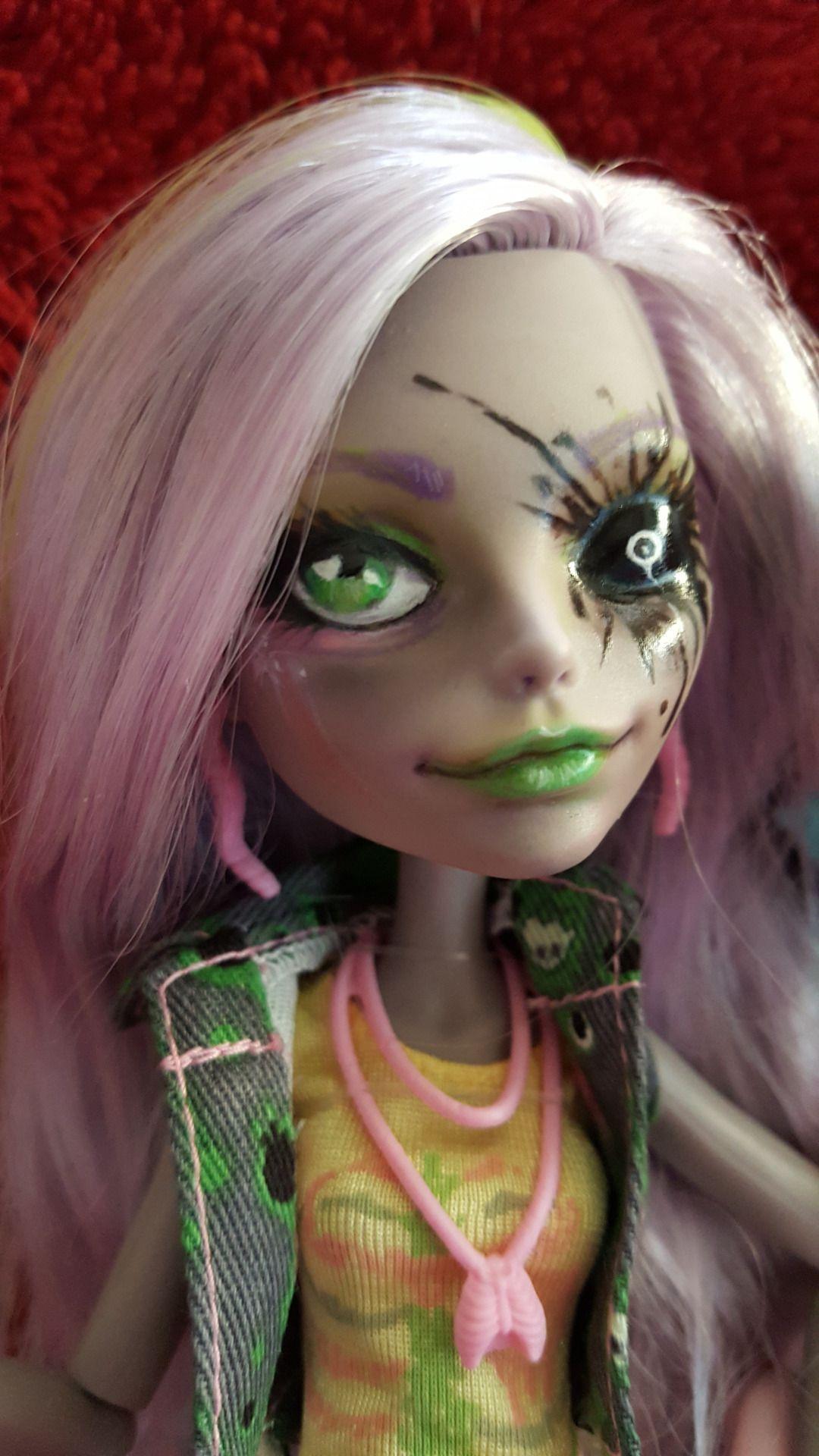 Monster High Repaint, Doll Repaint, Girlfriends