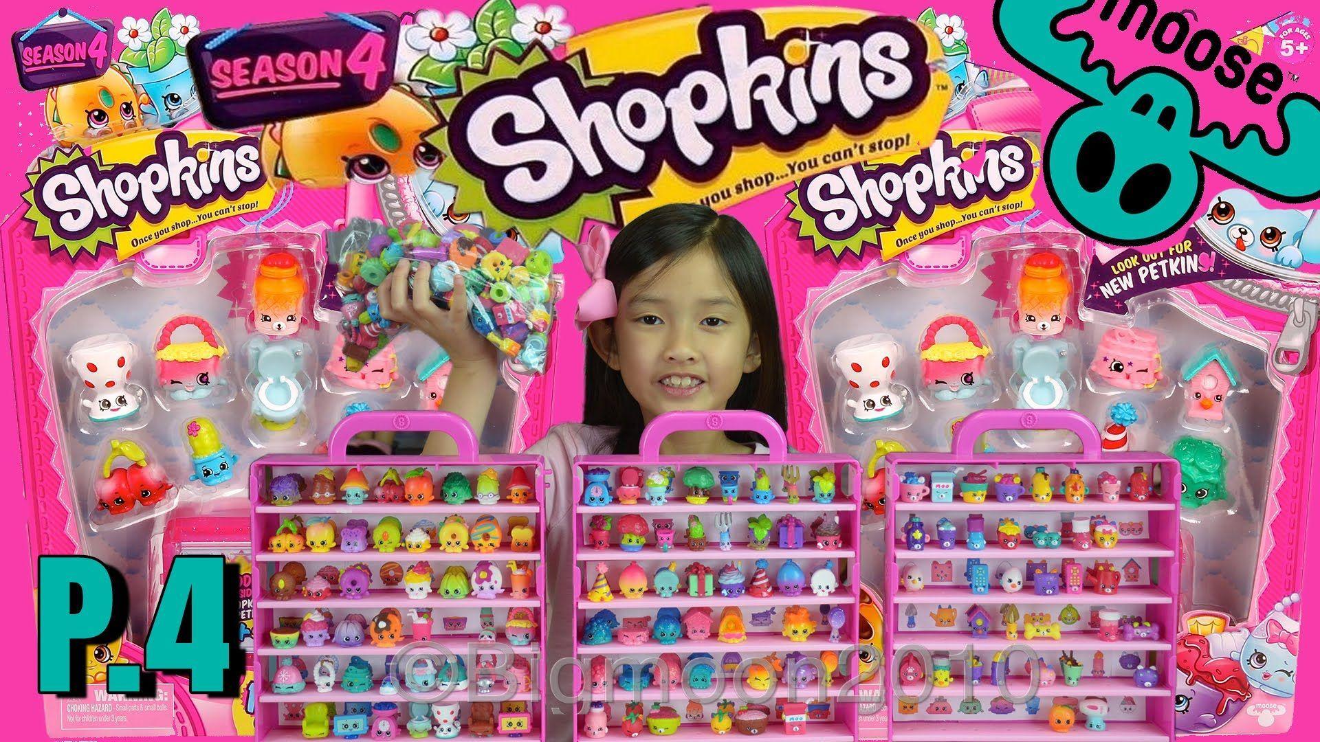 Moose Toys Shopkins Season Packs P Moose Toys, Shopkins Season