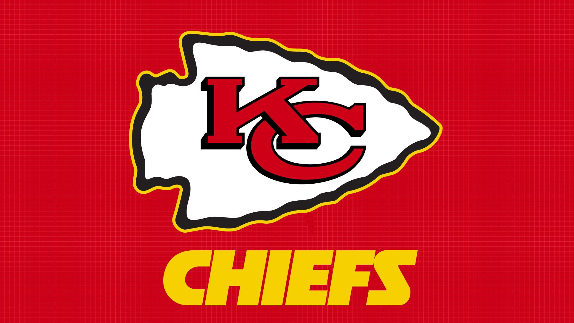 Nfl Kansas City Chiefs Logo Yellowhd
