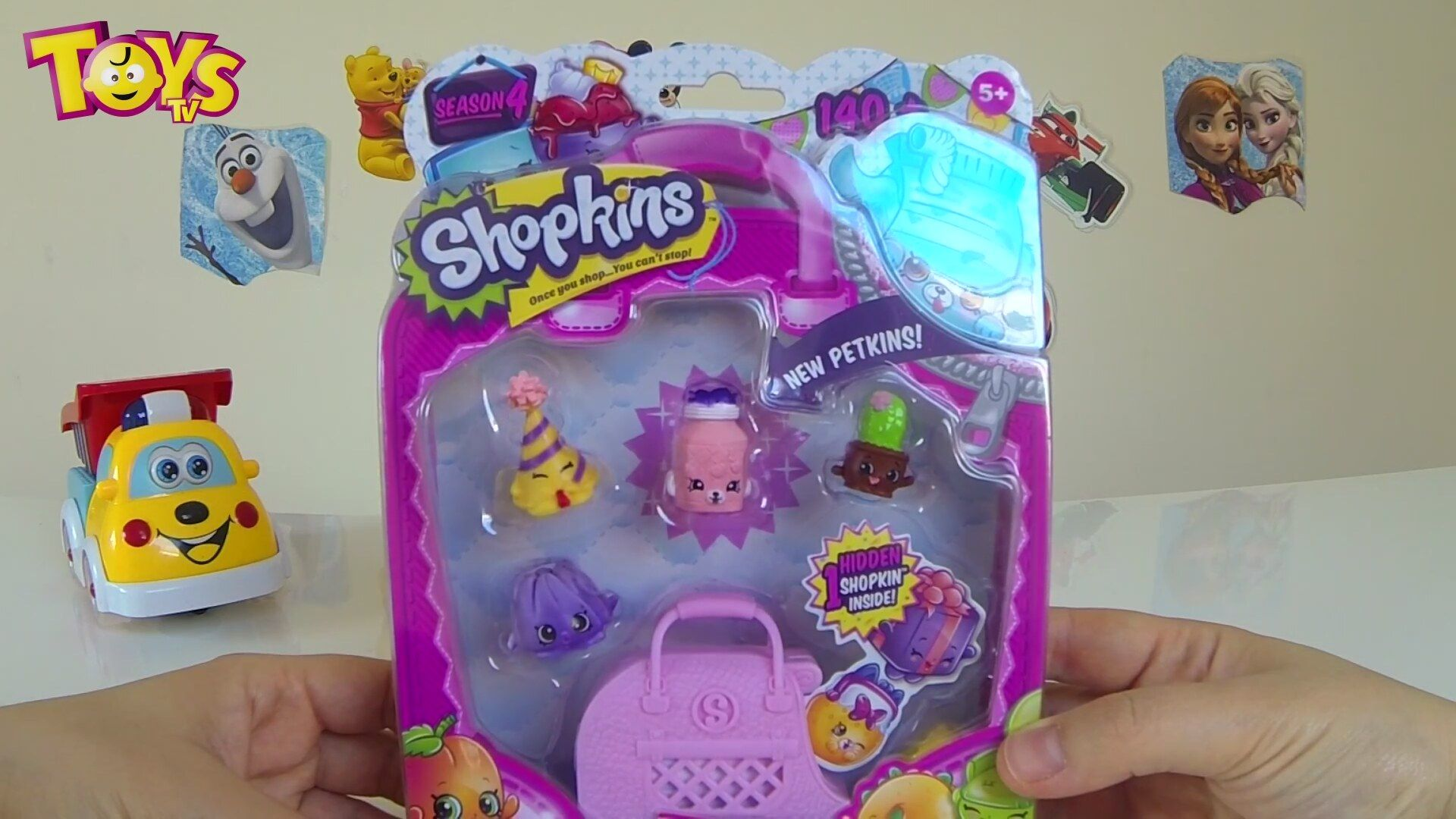 New Toys Tv Shopkins Season Cicibic The Kanalm My Youtube Video Is Different