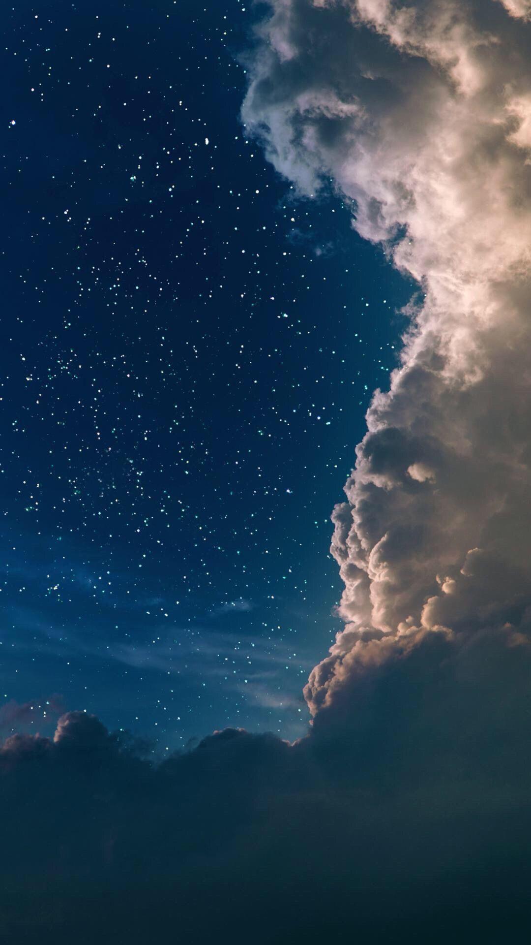 Night Clouds, Star Night, Starry Night Sky, Sky And Clouds, Sky Full Of Sta