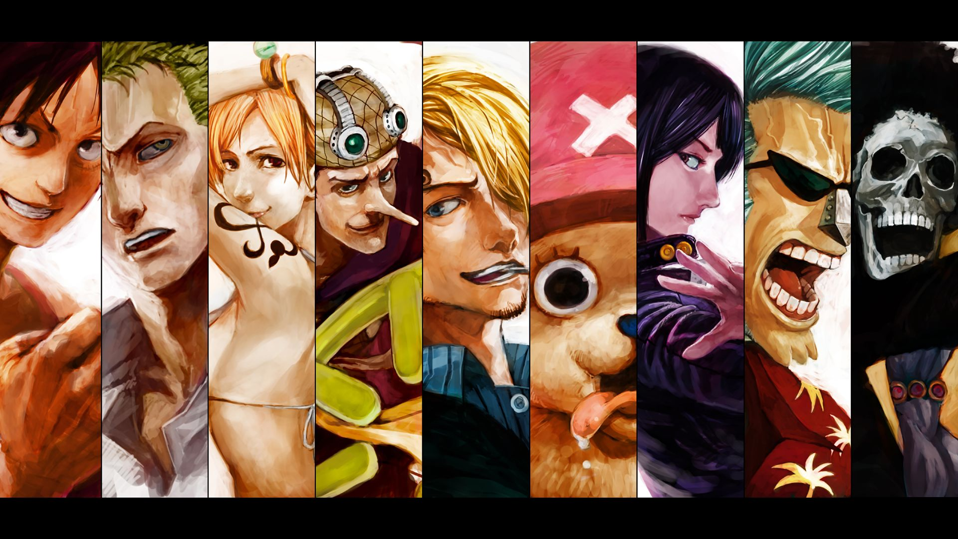 One Piece Of The Art Team, Hd