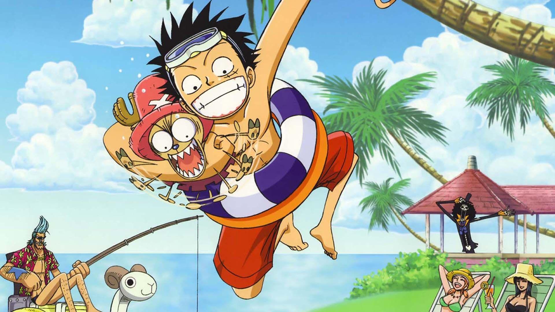 One Piece, One Piece His Marineford