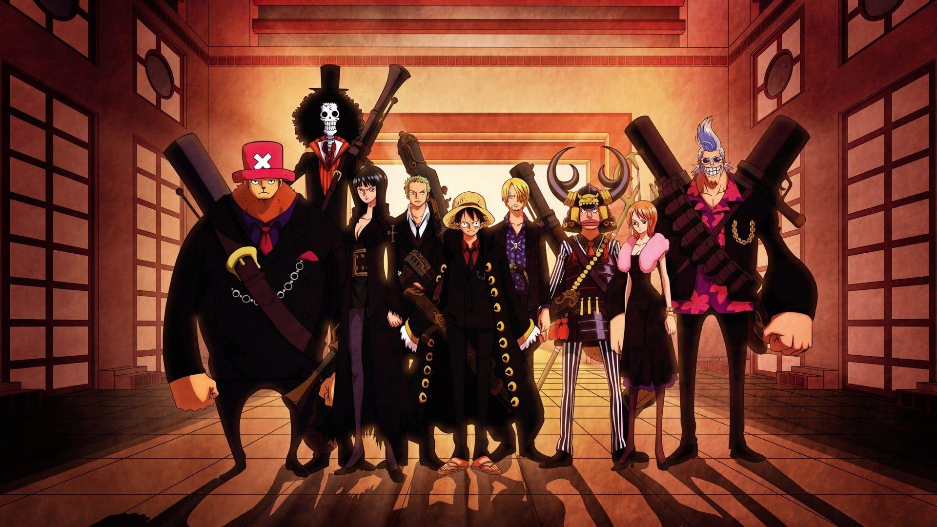 One Piece Photos On Desktop, Movie 10
