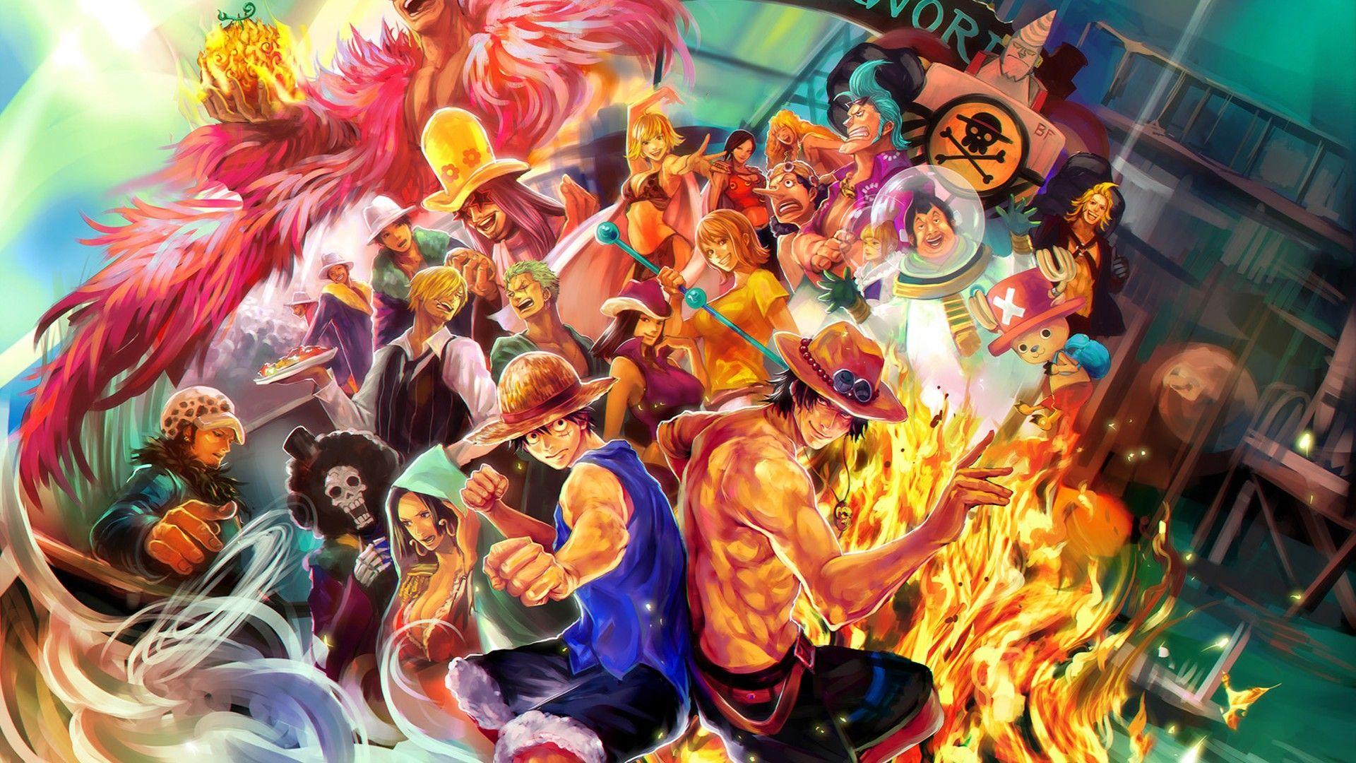 One Piece, The One Piece