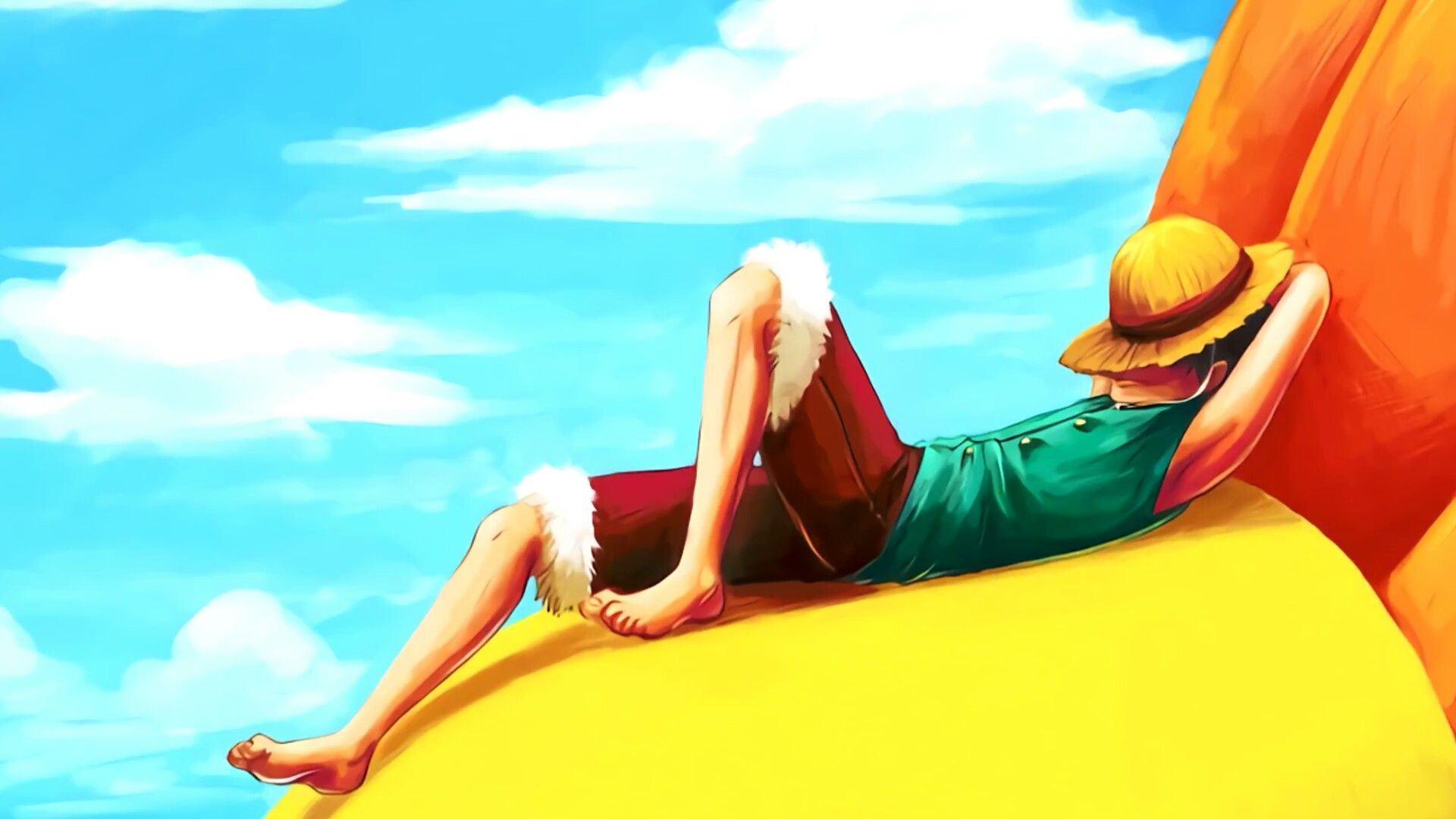 One Piece Wallpaper, Luffy Wallpaper