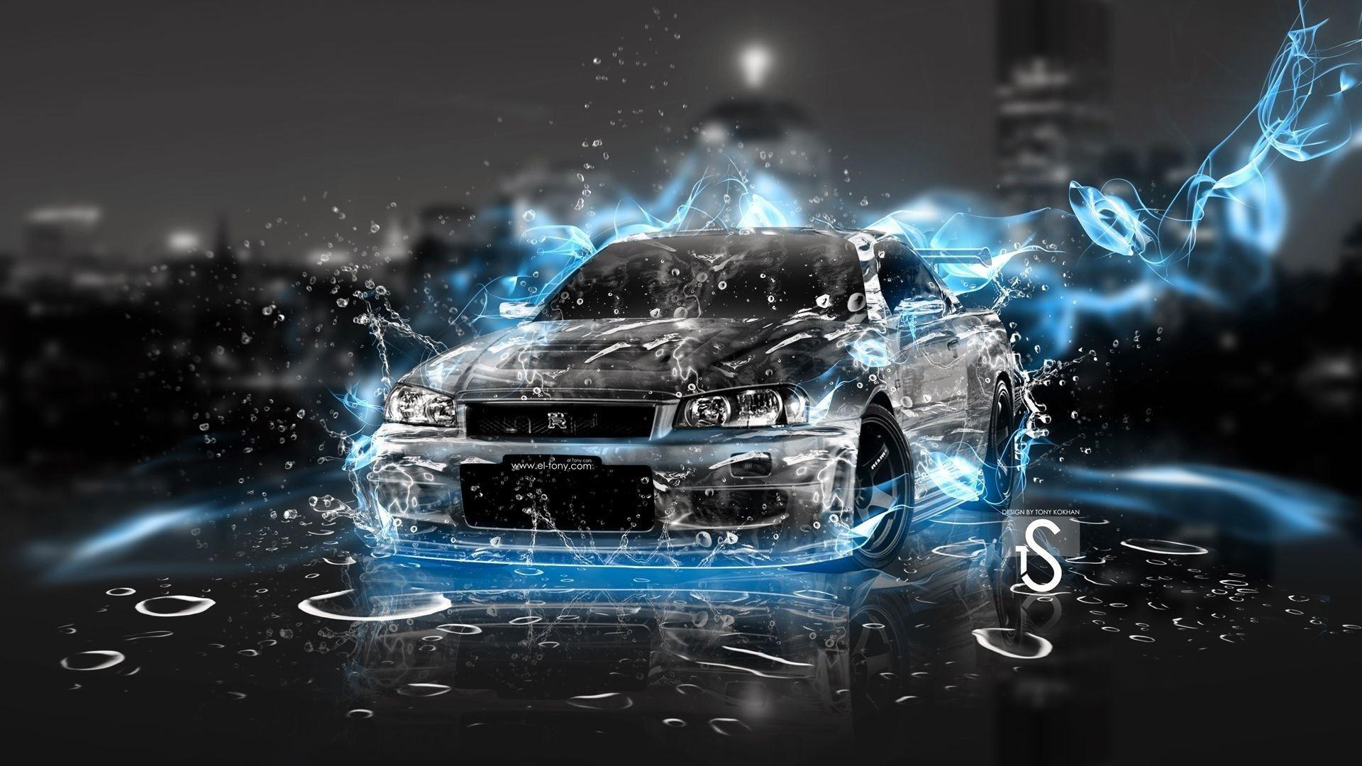 Pictures On The Desktop Cars, Nissan Skyline Wallpaper