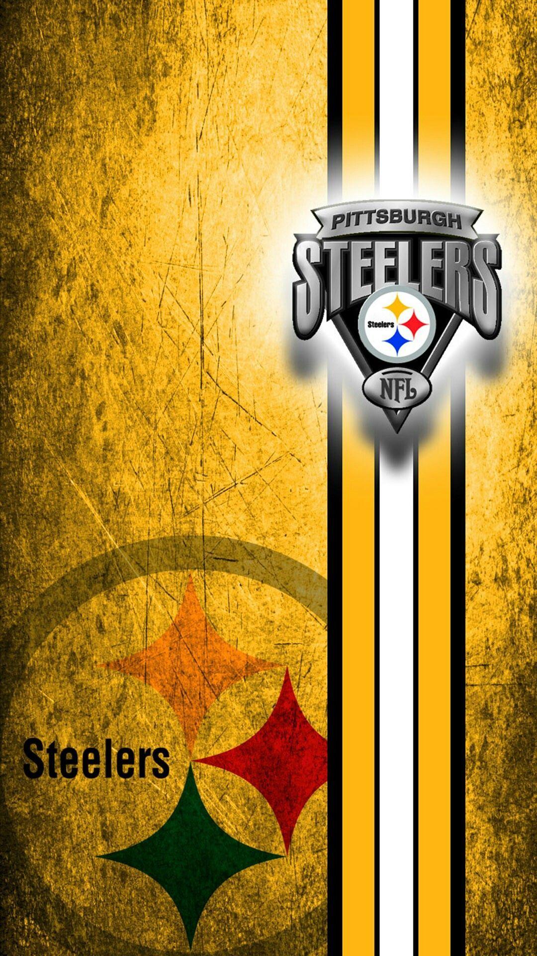 Pittsburgh Steelers Logo IPhone Wallpaper