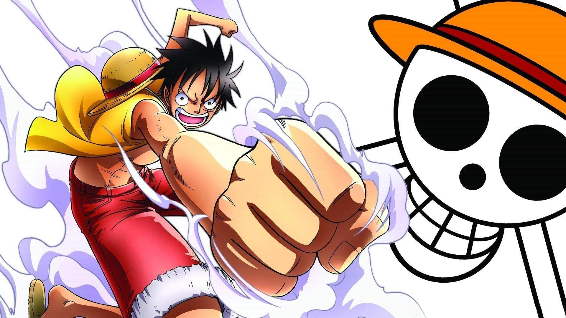 Render One Piece Luffy