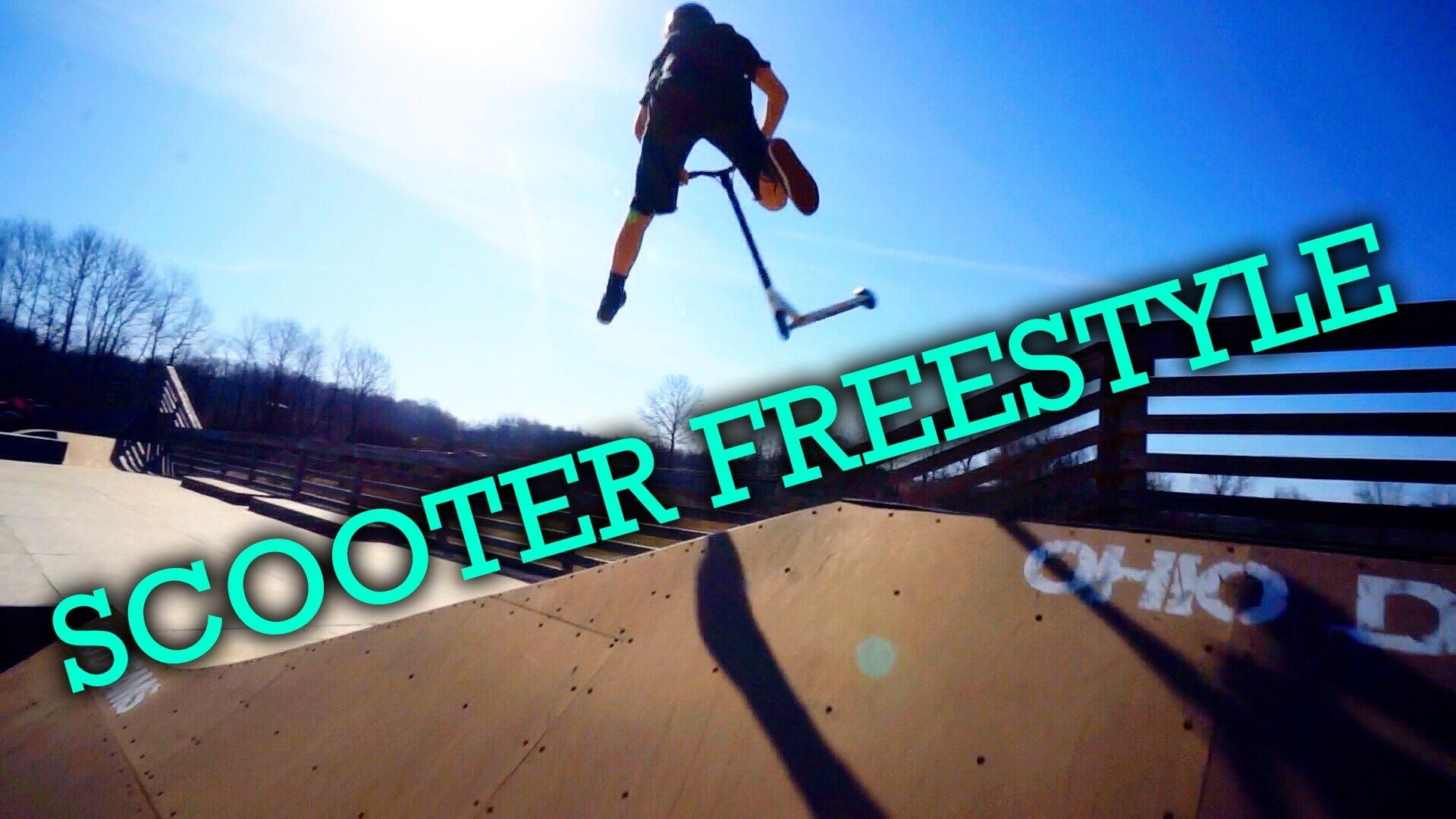 Scooter Pro Freestyle( )