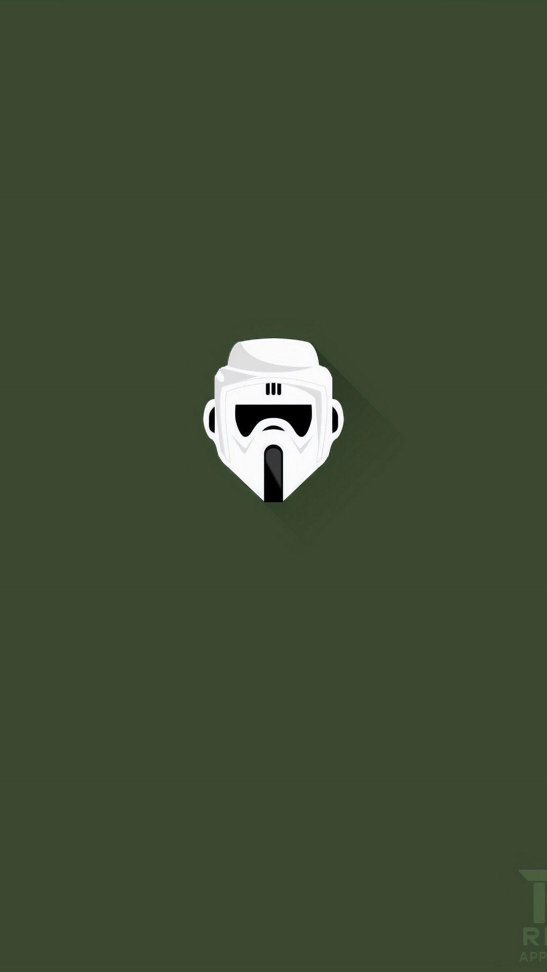 Scout Trooper Minimalist