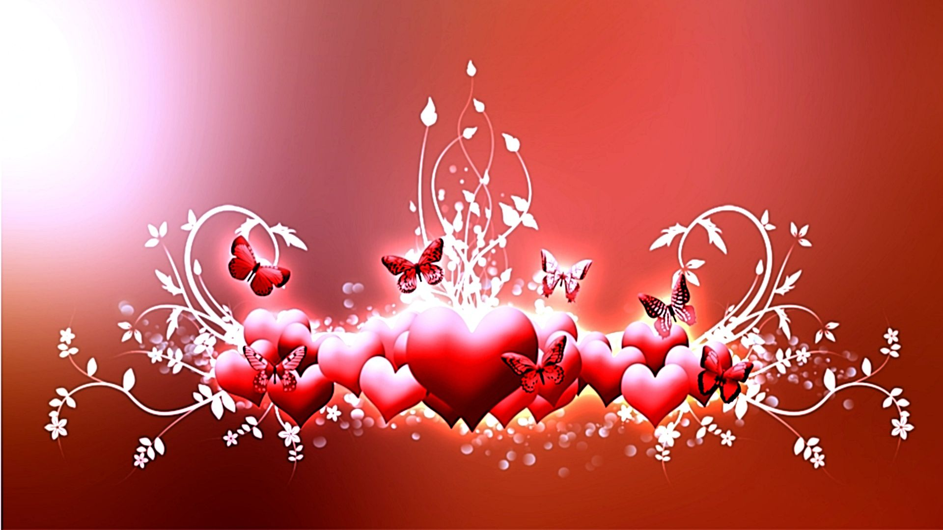 Screensavers For Mobile Phone Hearts Card About Love With