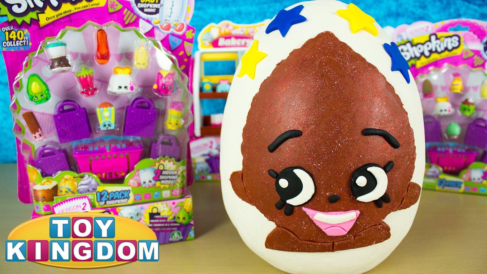 Shopkins Lenny Lime Limited Edition Giant Surprise Egg Shopkins Lennylime
