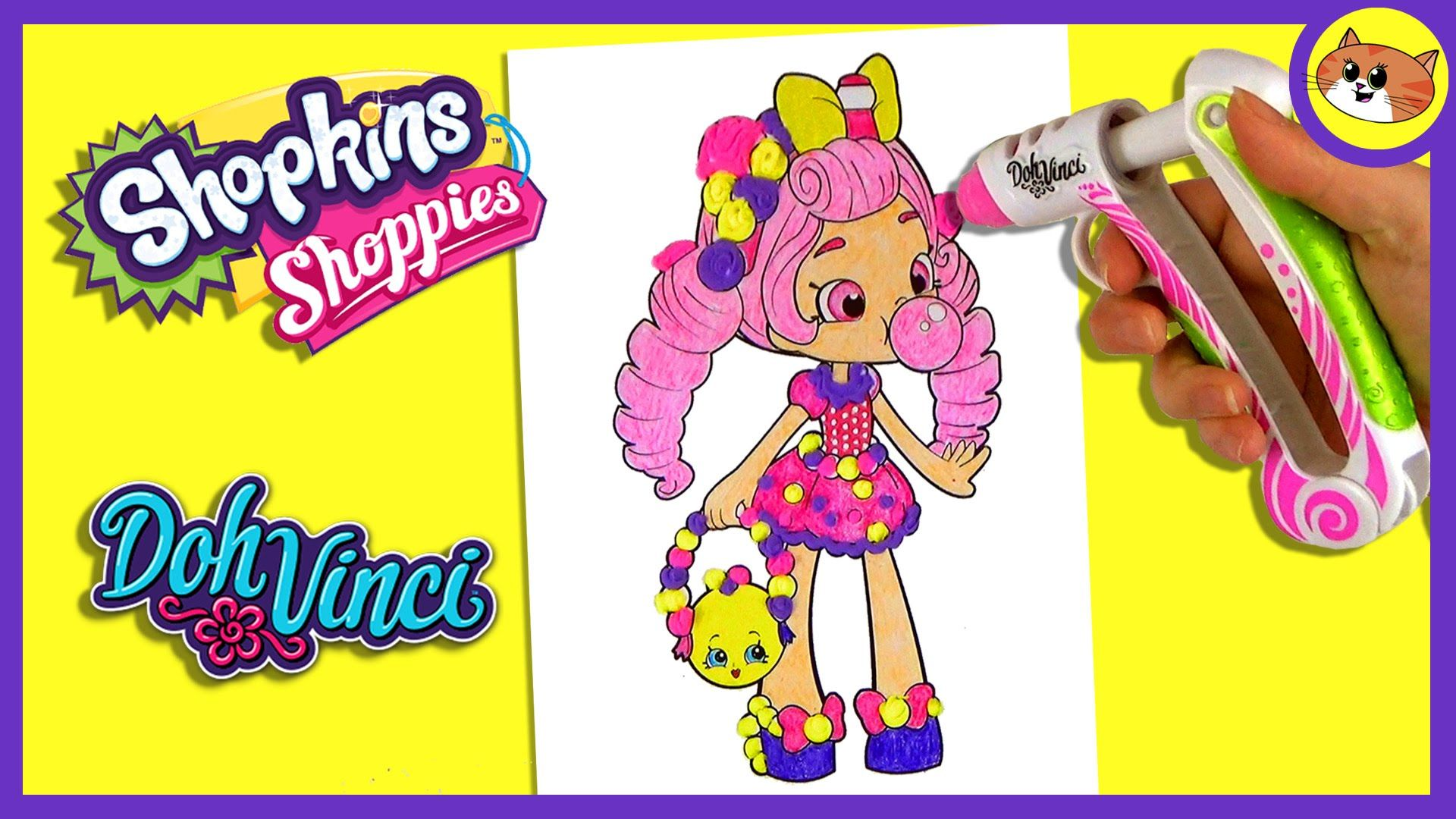 Shopkins Shoppies Coloring Pages To Print Collections Shopkins
