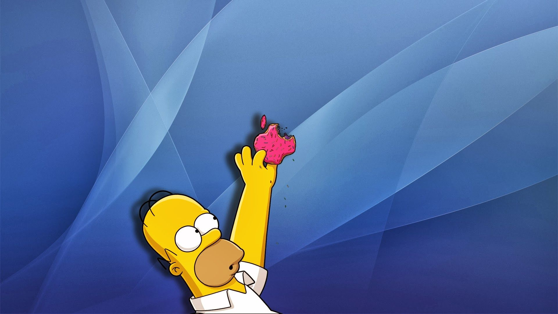Simpsons Mac Wallpaper