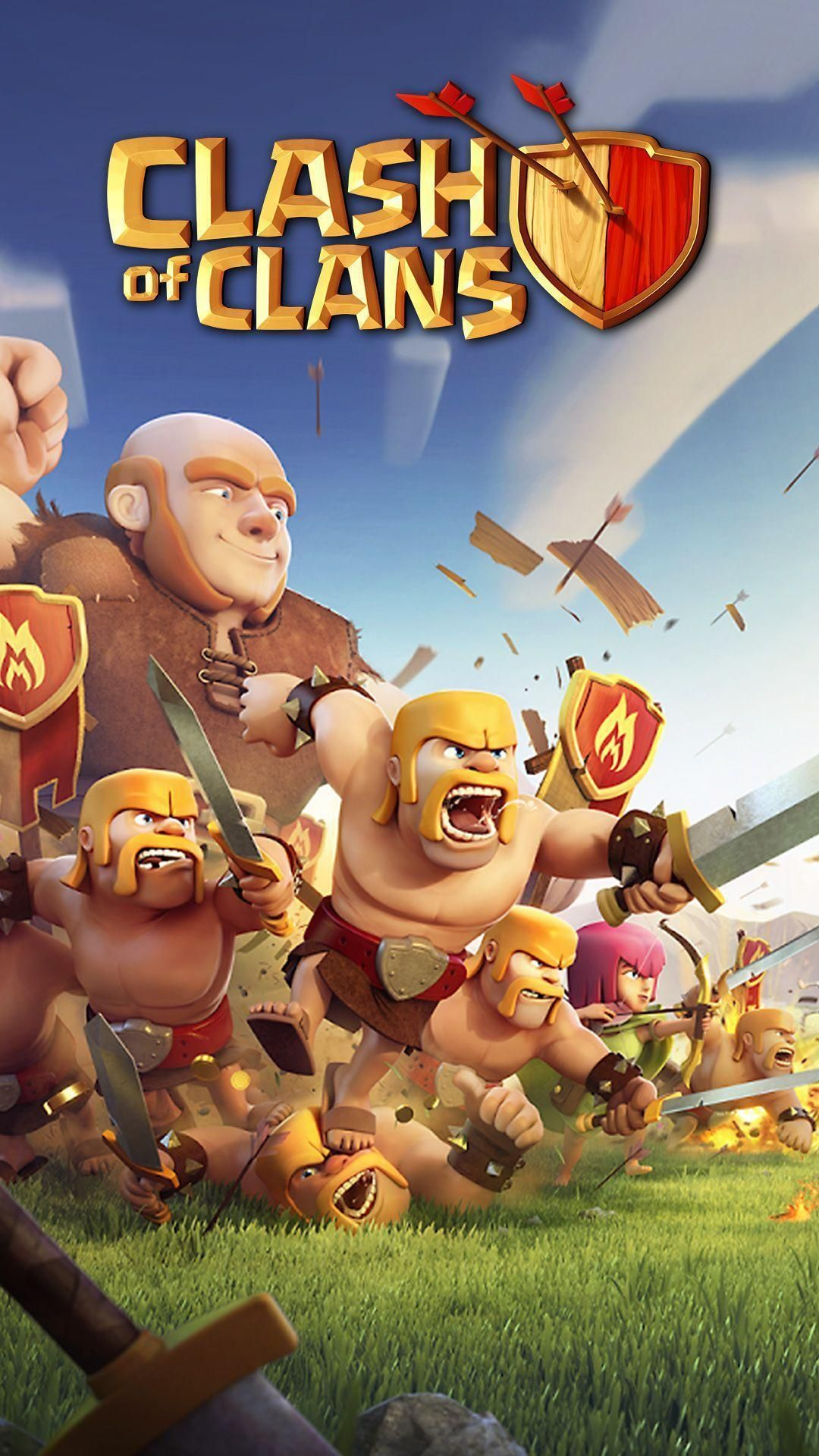 Smartphone Clash Of Clans Wallpaper Full Hd Pictures