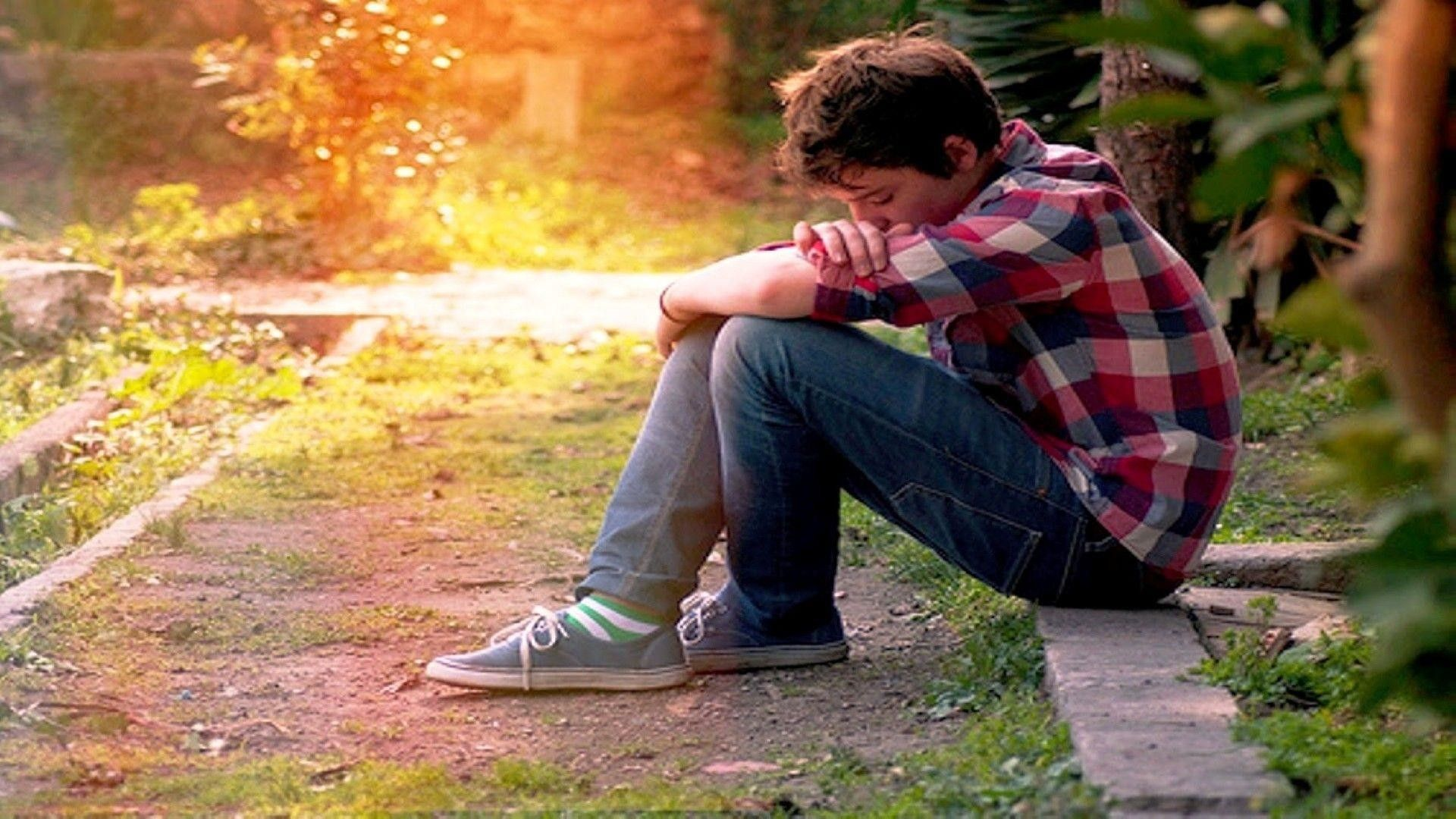 Spectacular Cool Sad Boy Hd Wallpaper With Resolution Best