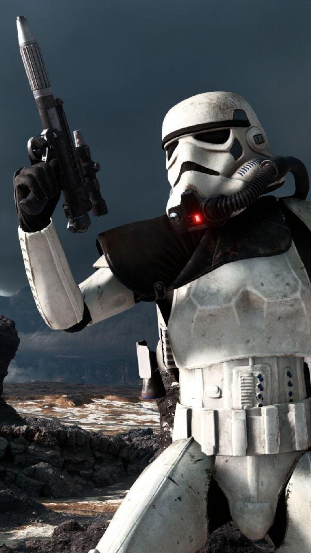 Stormtrooper Art, Star Wars Saga, The Old, Storm Tro