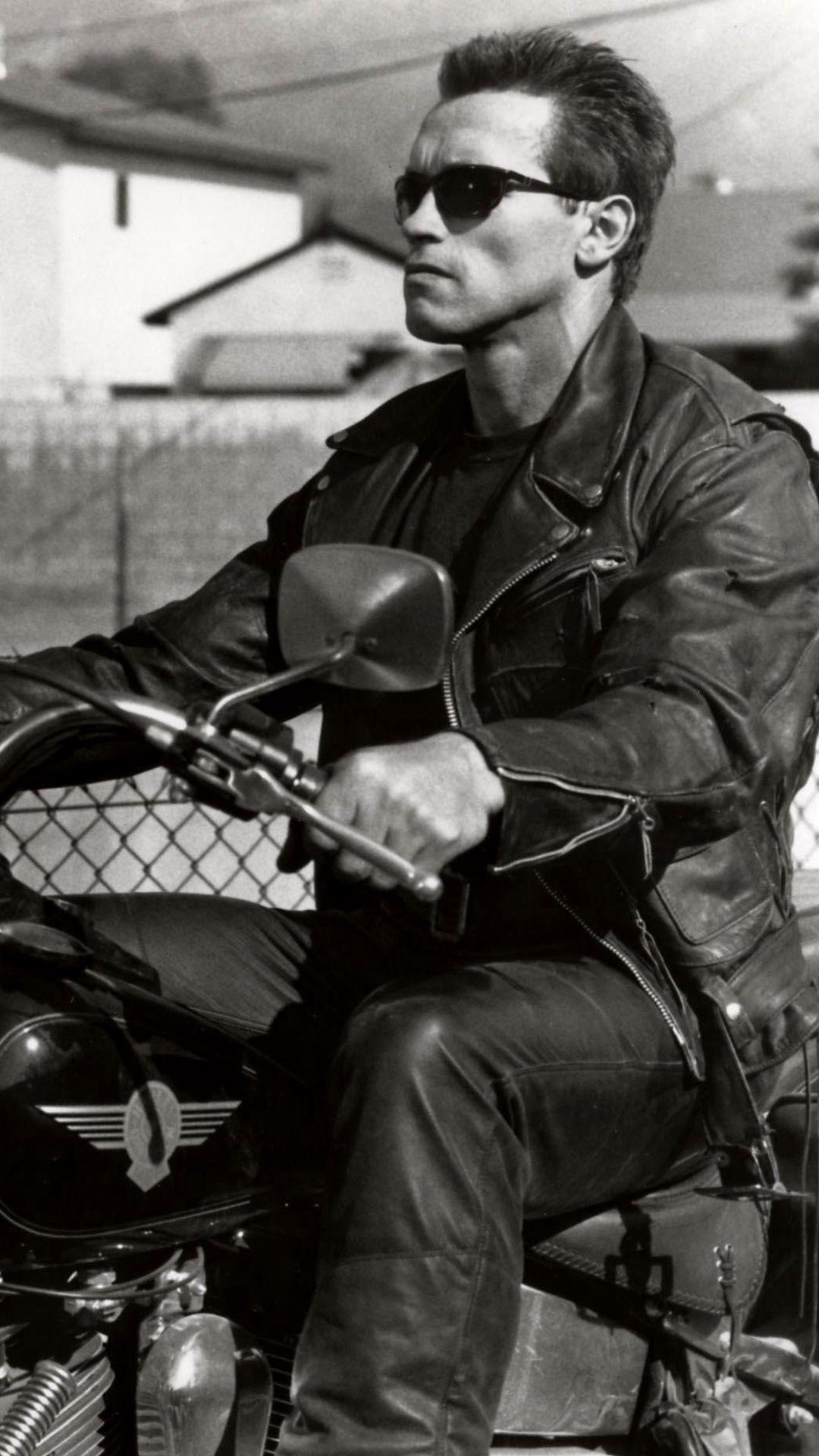 Terminator Arnold Schwarzenegger Wallpaper For Iphone Plus