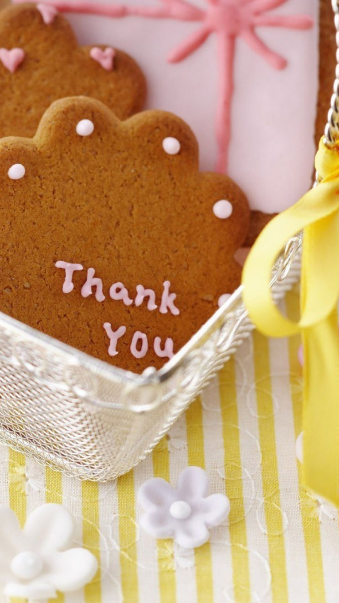 Thank You Cookie Wallpaper For Nokia Lumia