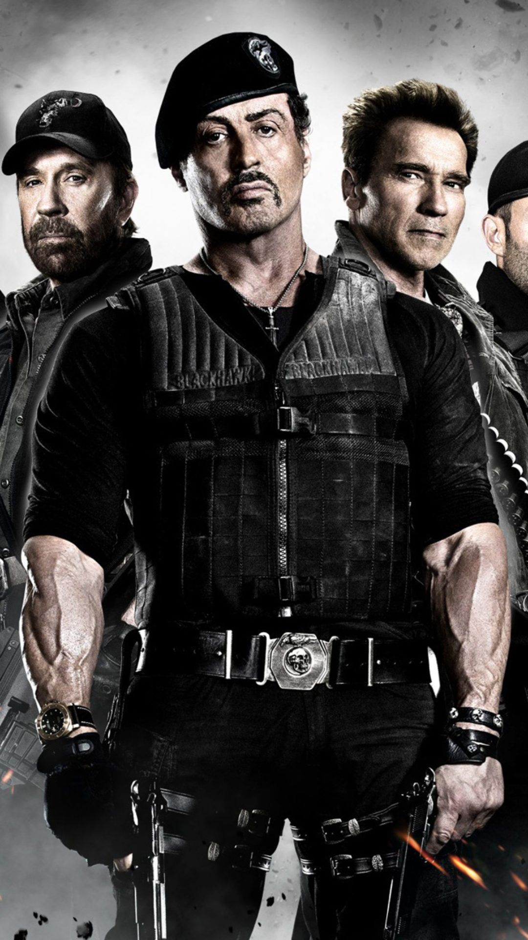 The Expendables Hd Wallpaper