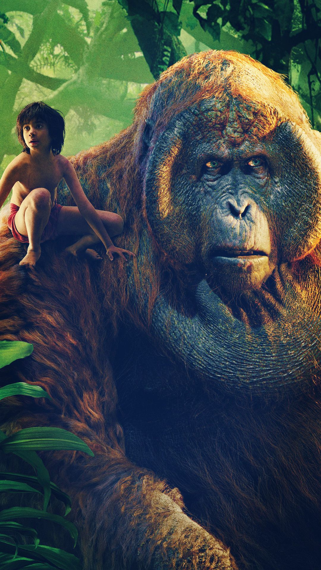 The Jungle Book Movie Wallpapers For Iphone Apple Lives