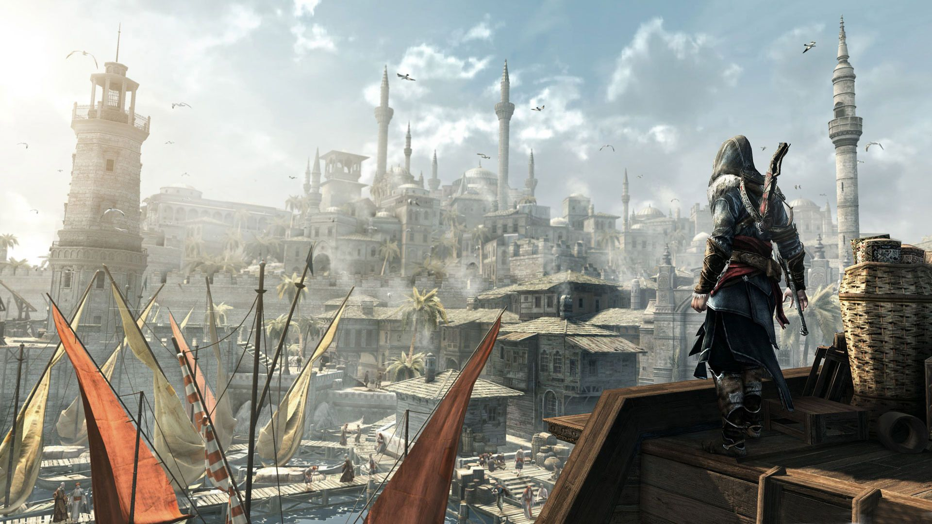 The Wallpapers Of Assassin's Creed