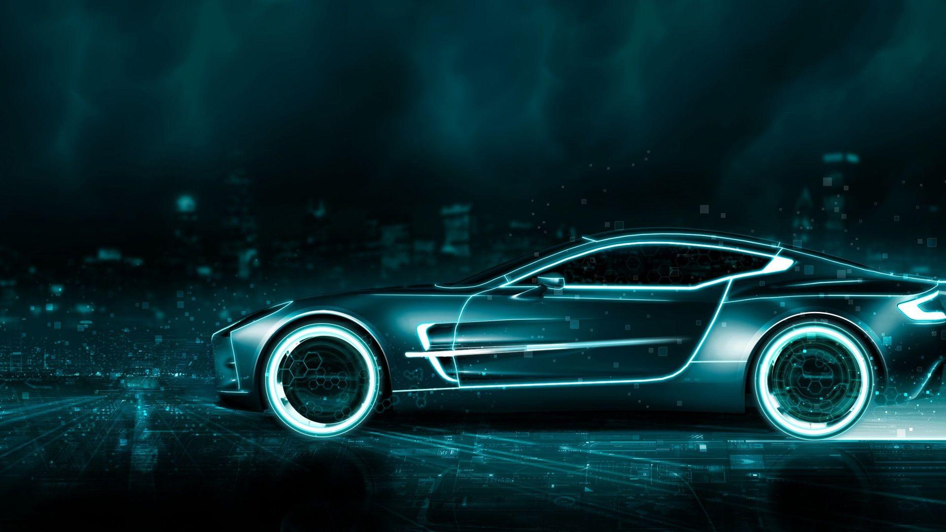 Tron Legacy Cars, Car