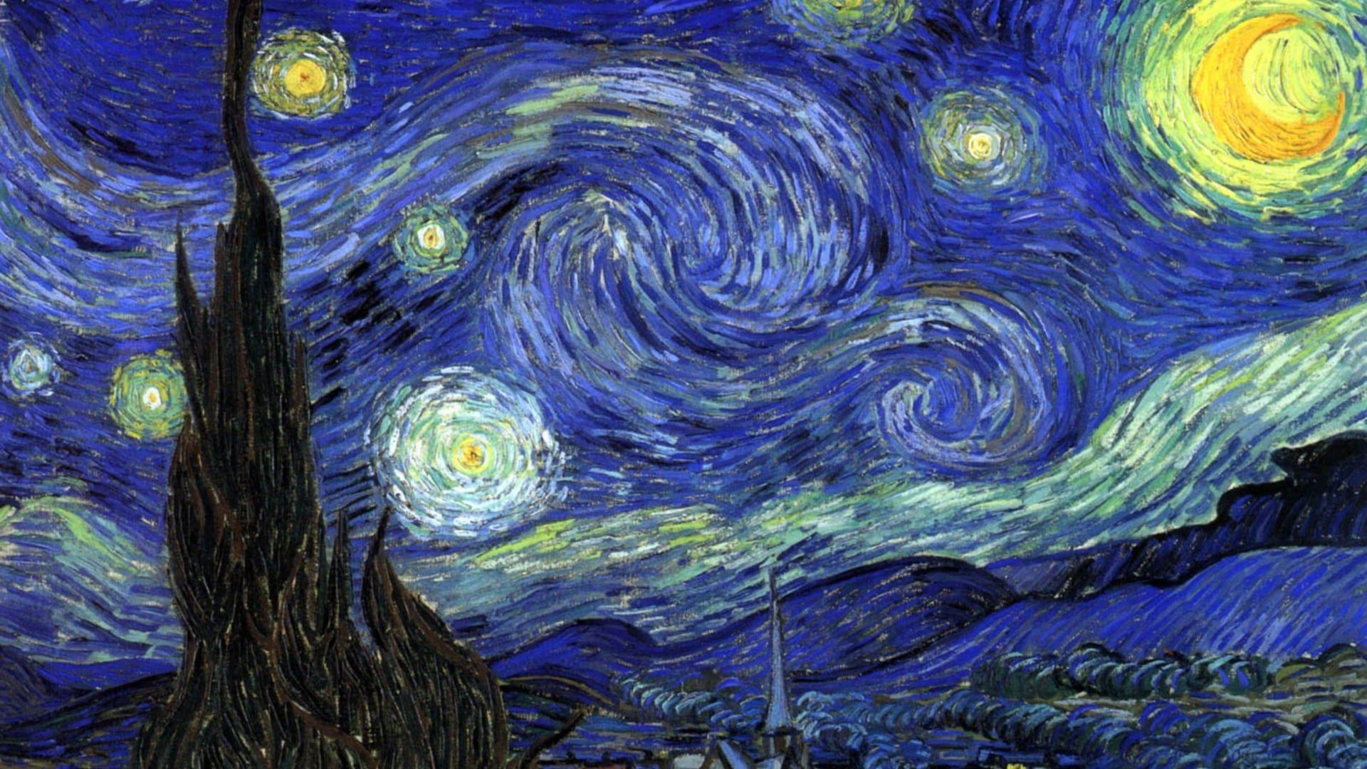 Van Gogh Brush With Genius