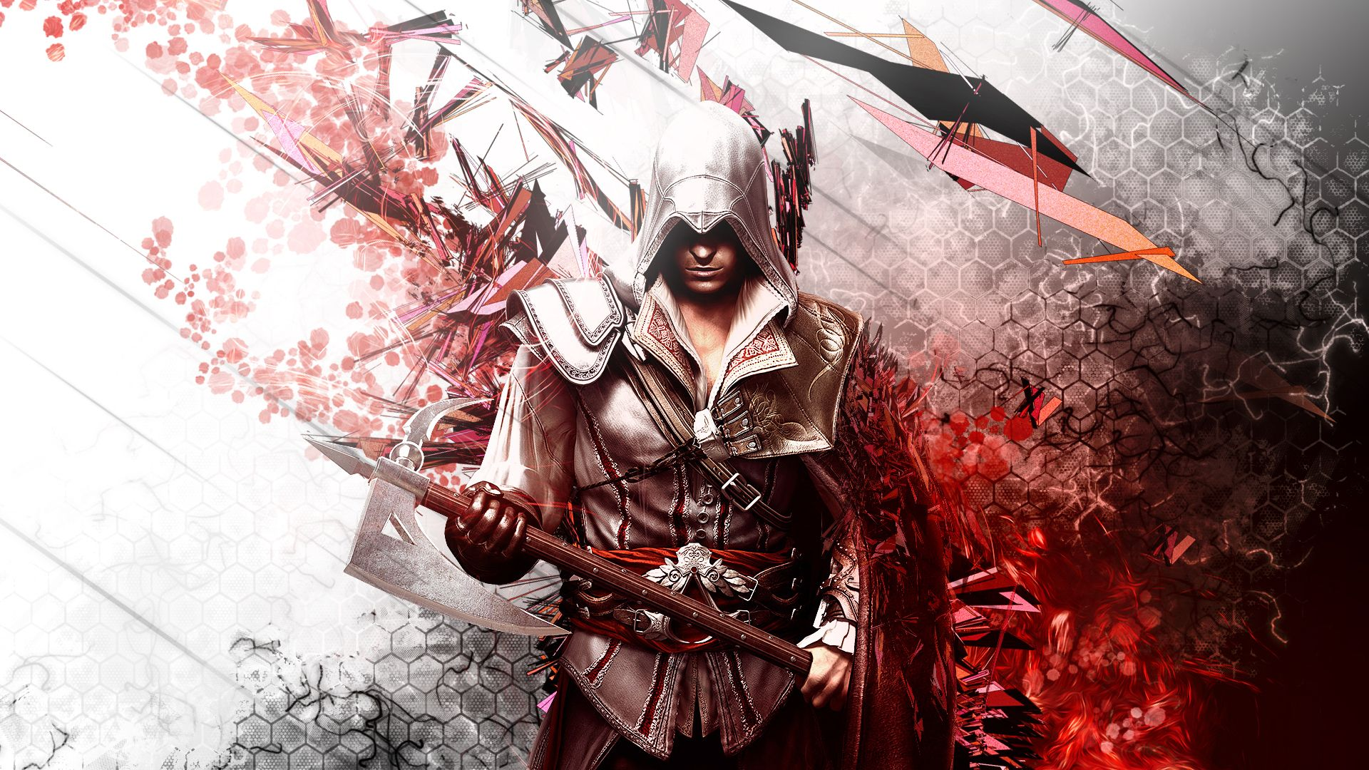 Wallpaper Assassins Photo Assassin