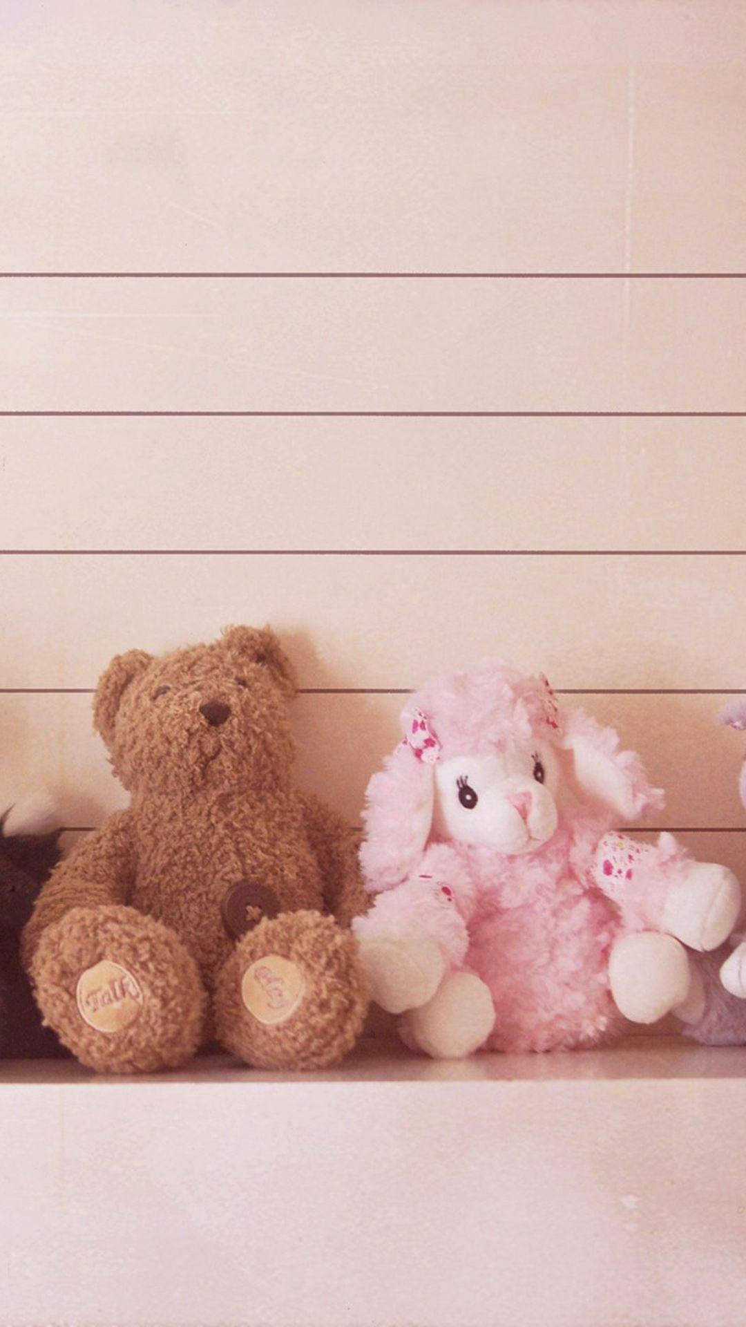 Wallpaper Cute Teddy Bear Wallpaper Hd