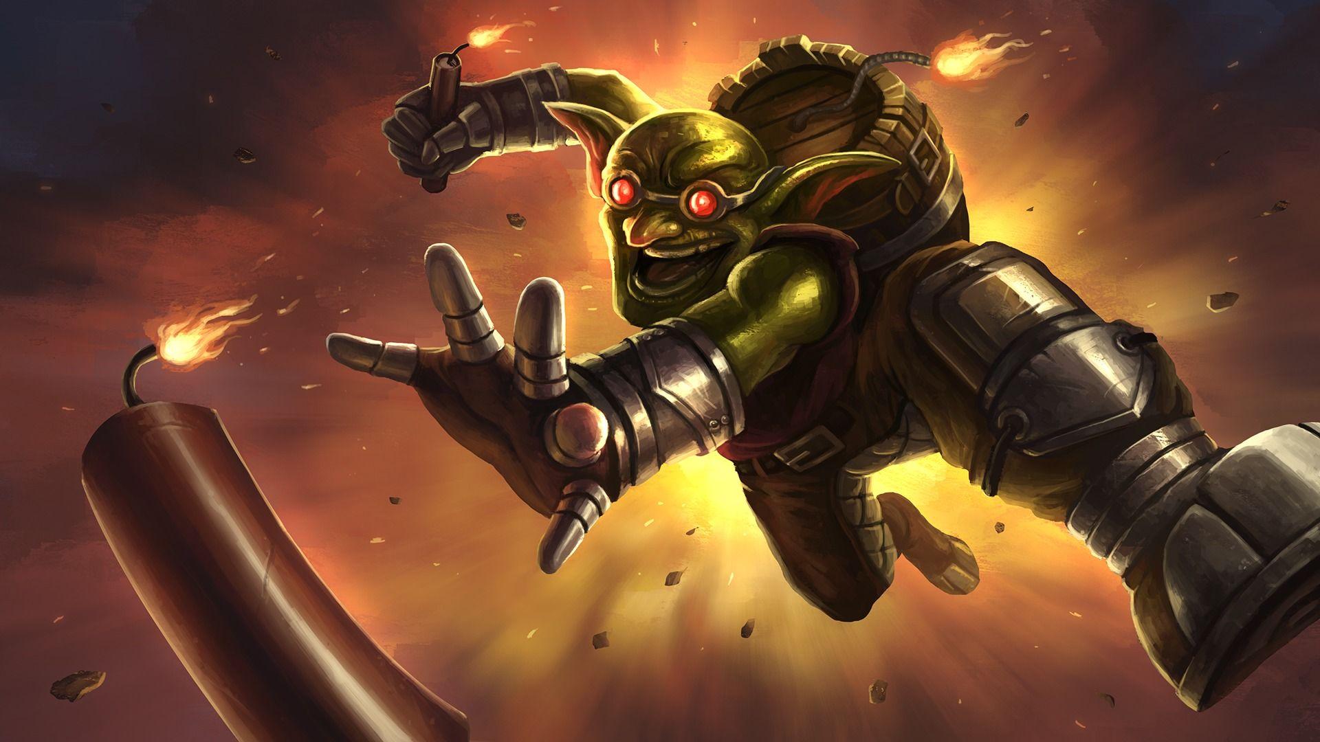 Wallpaper For Desktop Bomb, World Of Warcraft, Warcraft, Barrel, Dynamite