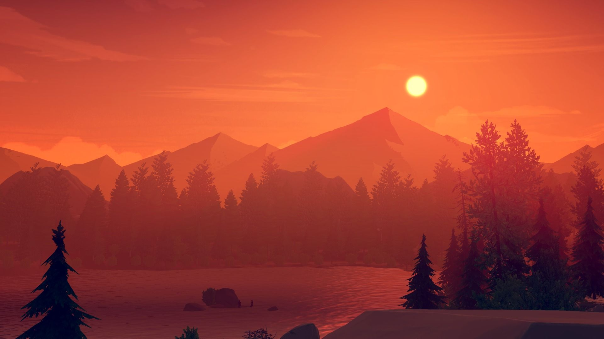 Wallpapers Firewatch