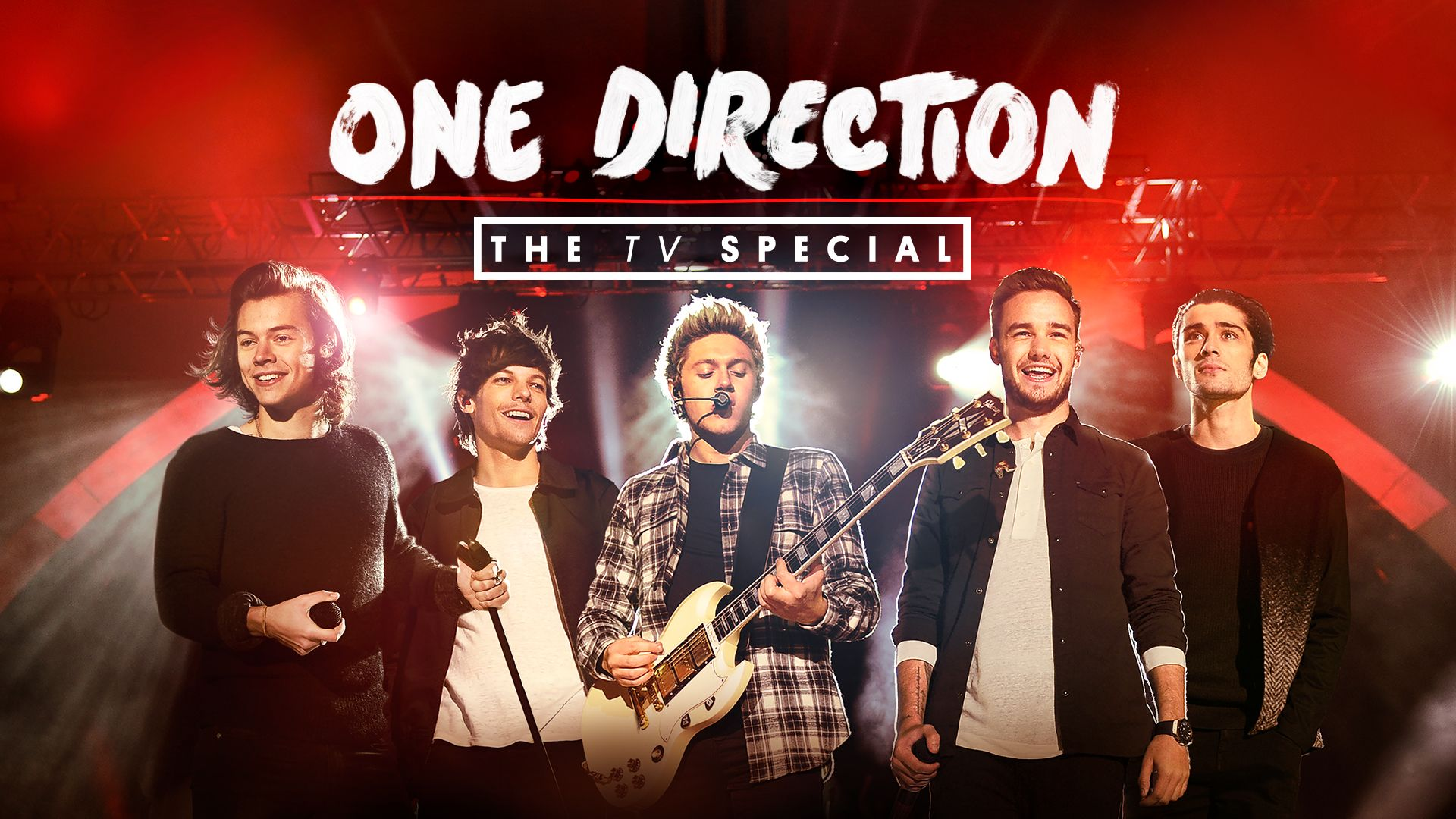 Watch One Direction The Tv Special Episodes