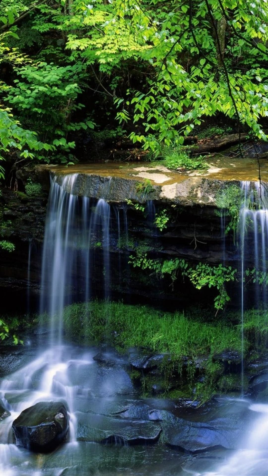 Waterfall, Water Resources, Body Of Water, Natural Landscape, Nature, Water
