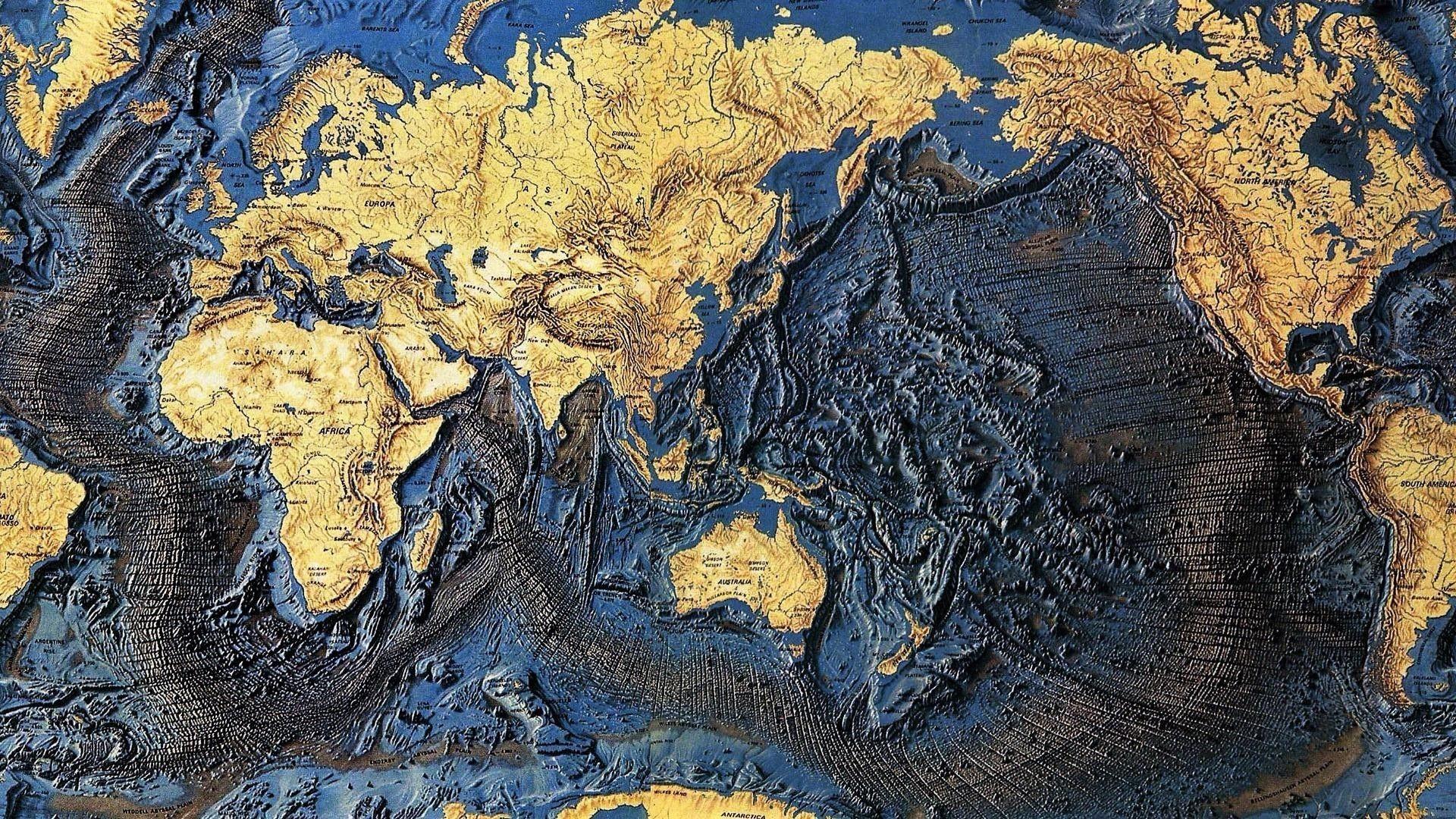World Map Wallpaper Hdnew World Map H World Map Wallpaper