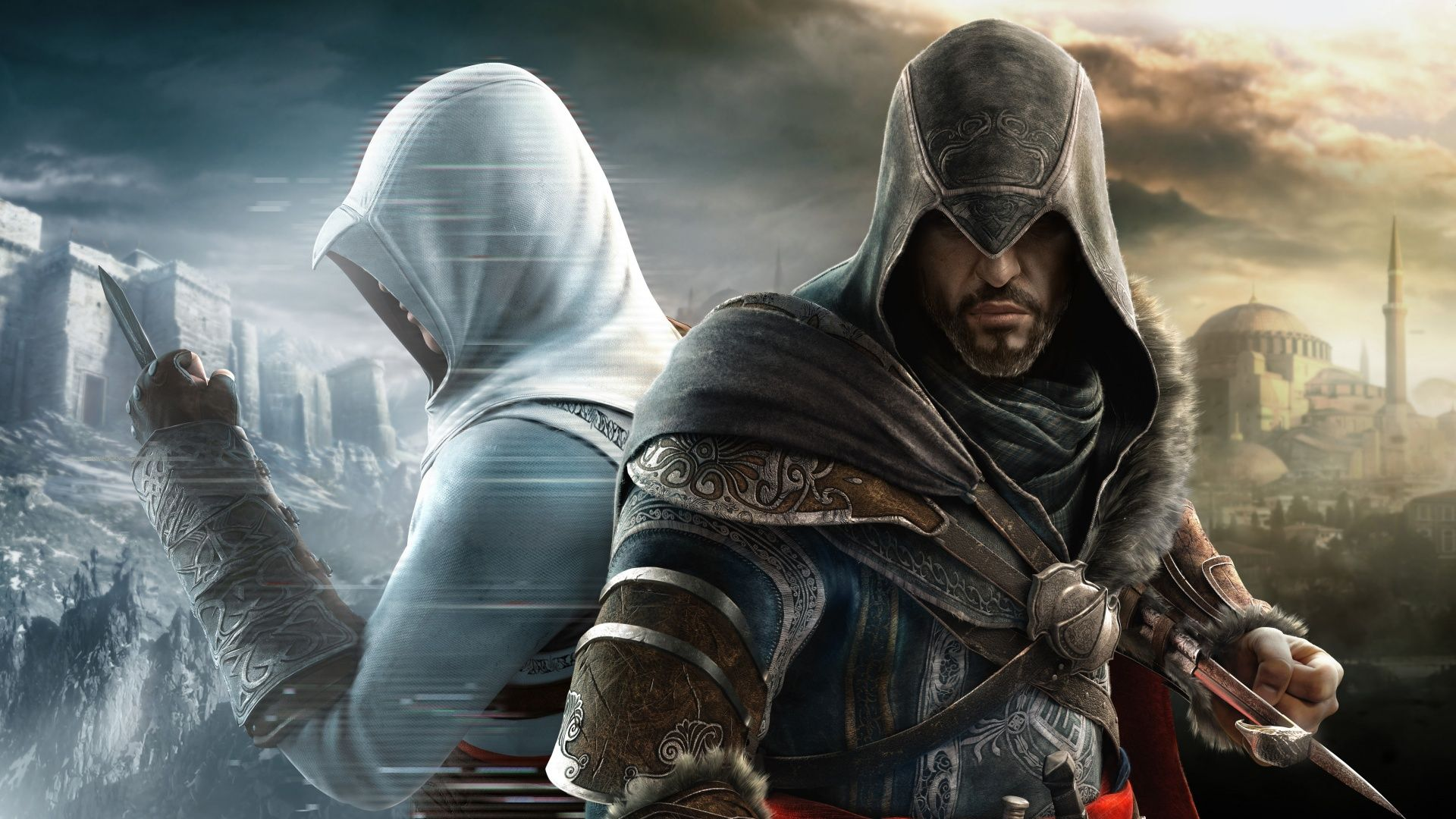 Assassins Creed Revelations обои,assassin's Creed Revelations,assassin's Creed,assassins Creed Revelations обои на рабочий стол,assassins Creed обои