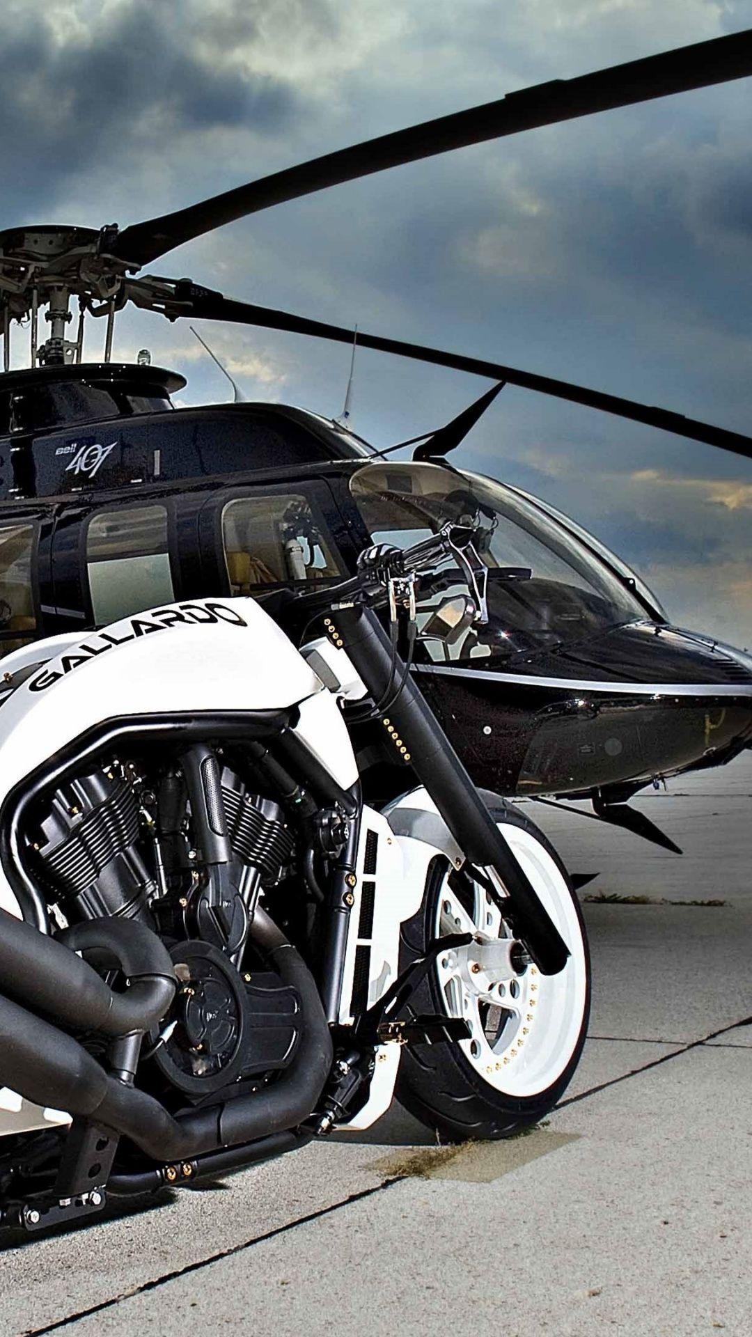 Cafe Racer Harley Davidson Vrsc Car Tuning Car Rotorcraft Helicopte