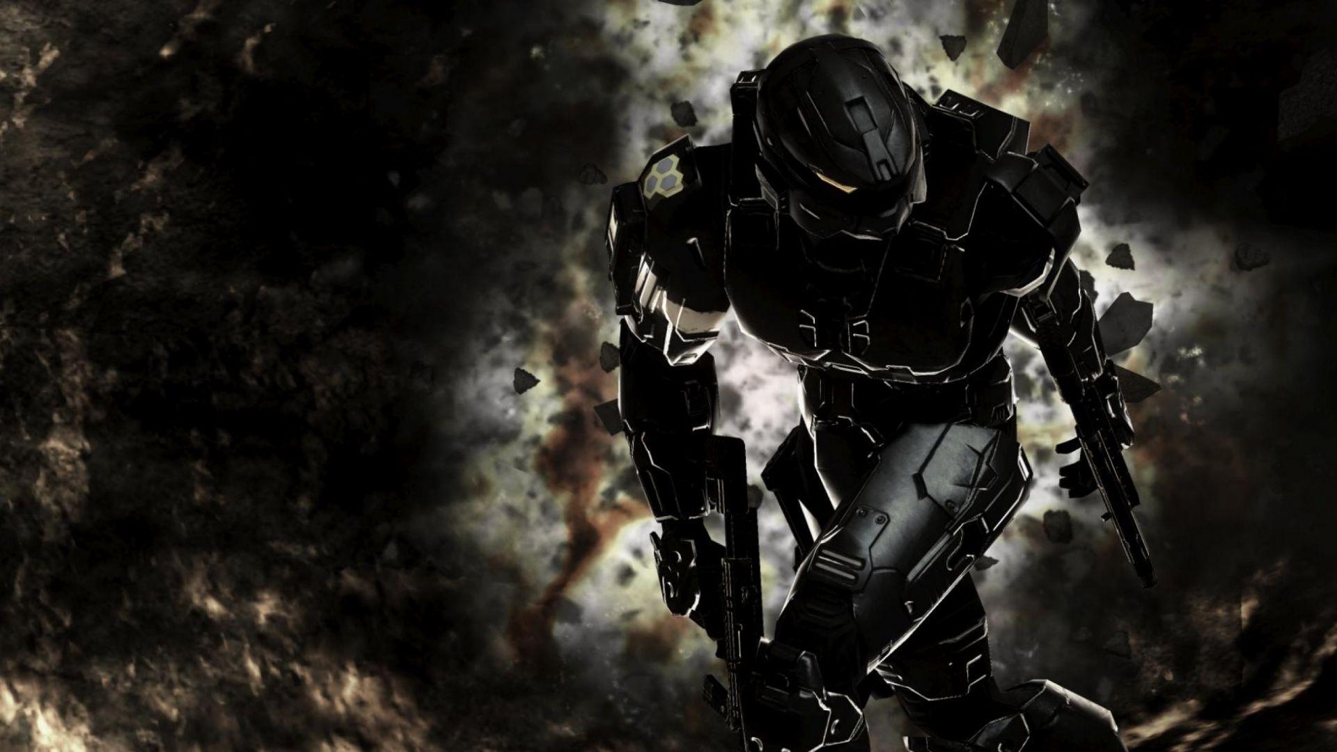 Halo Master Chief Spartan Halo Wallpaper