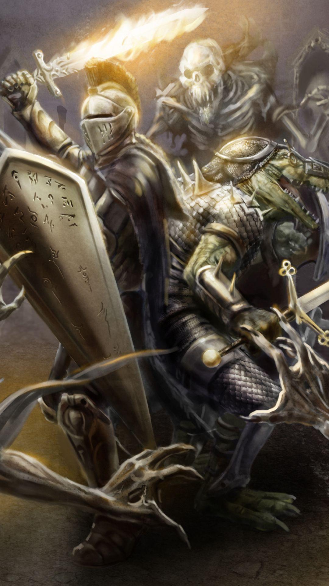 Knight, Armor, Helmet Resolution