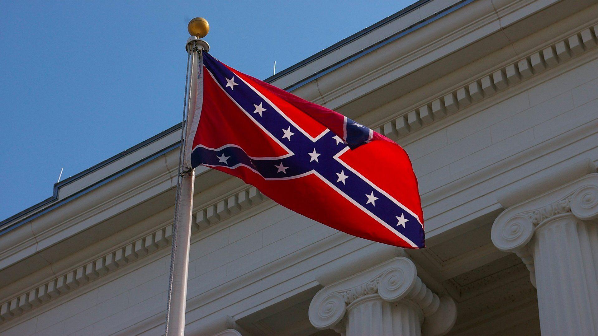 Nationworld, Amazon, Confederate Flag