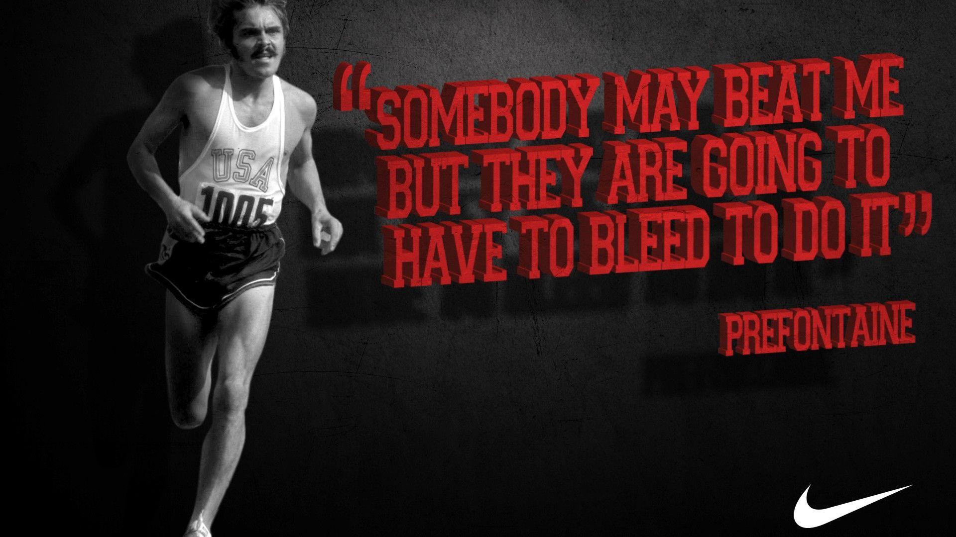 Olympics Prefontaine Nike