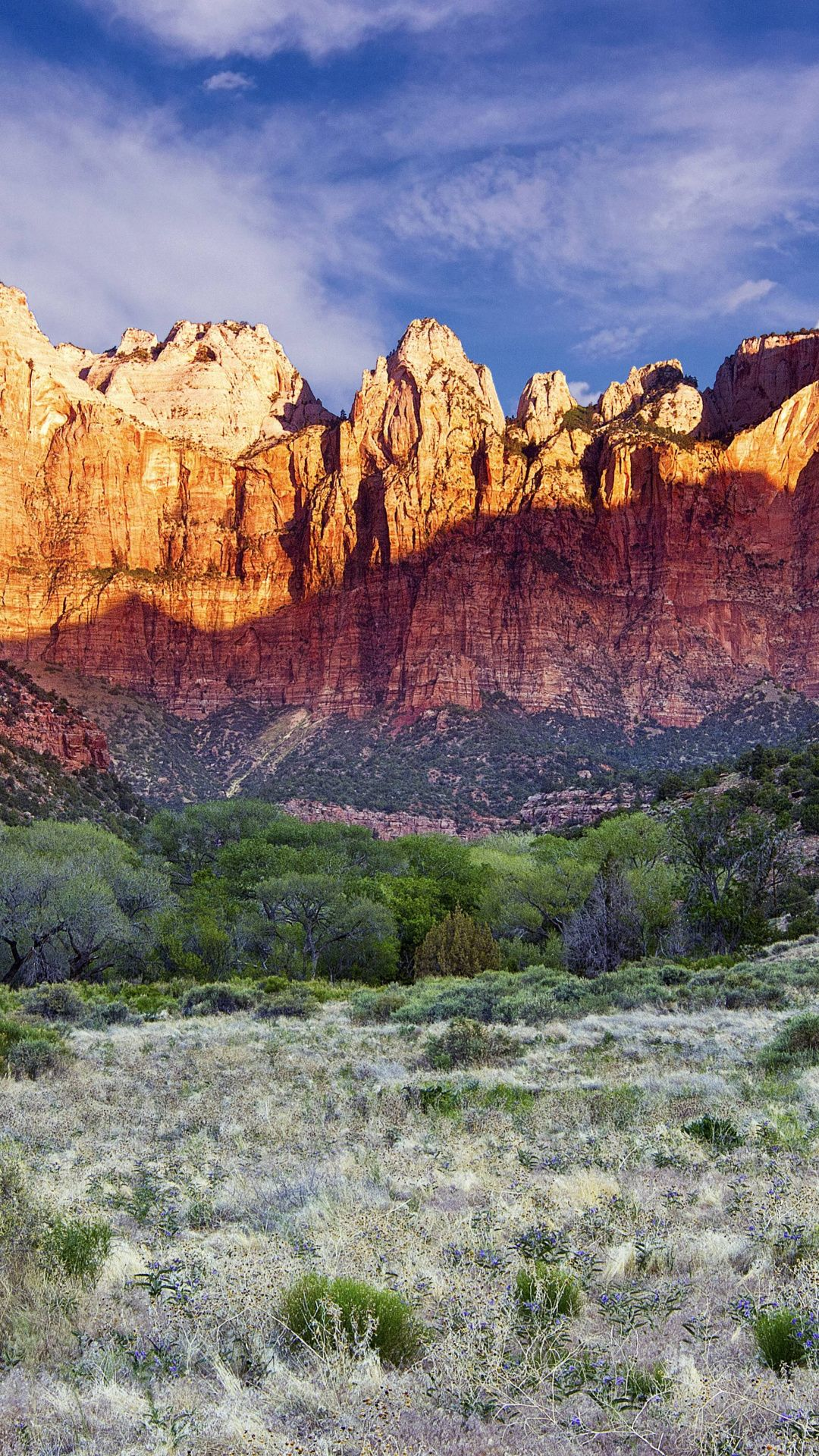 Share Zion National Park Narrow Passage The Canyon Desert