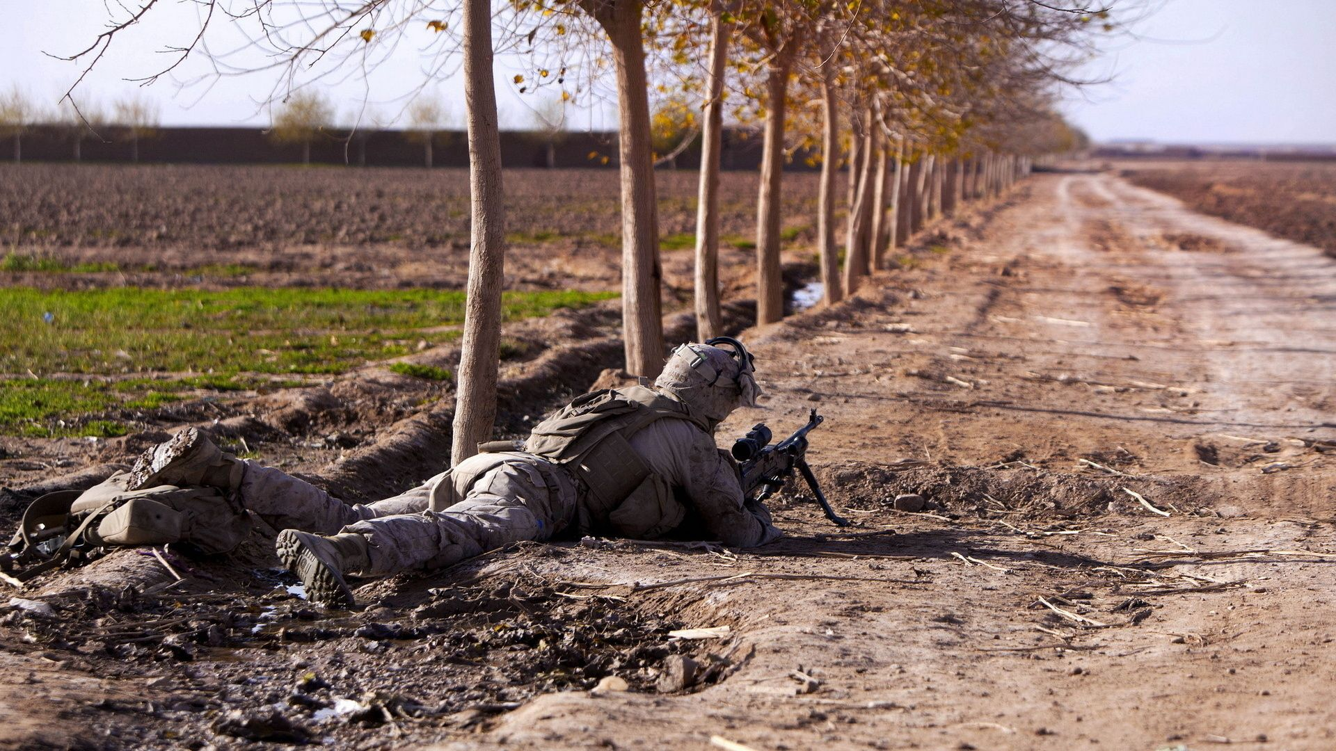 Soldiers, Weapons, United States Marine Corps