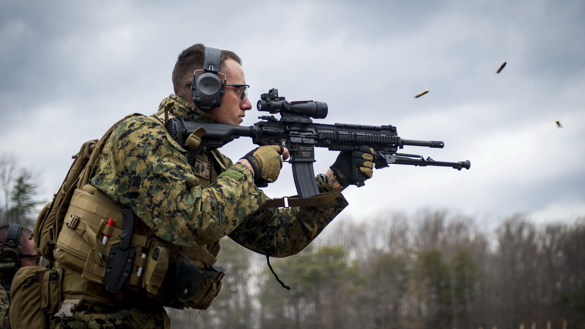 United States Marine Corps, Infantry Automatic Rifle