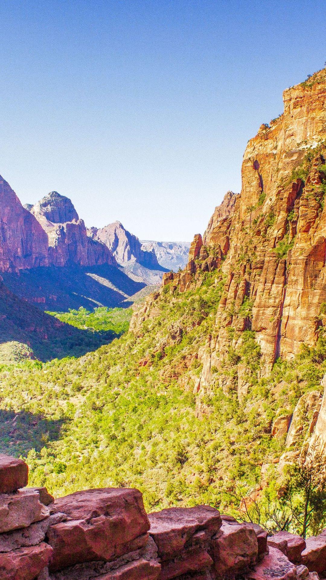X Park, Rock, Geology, Zion National Park, Mountainous Landforms